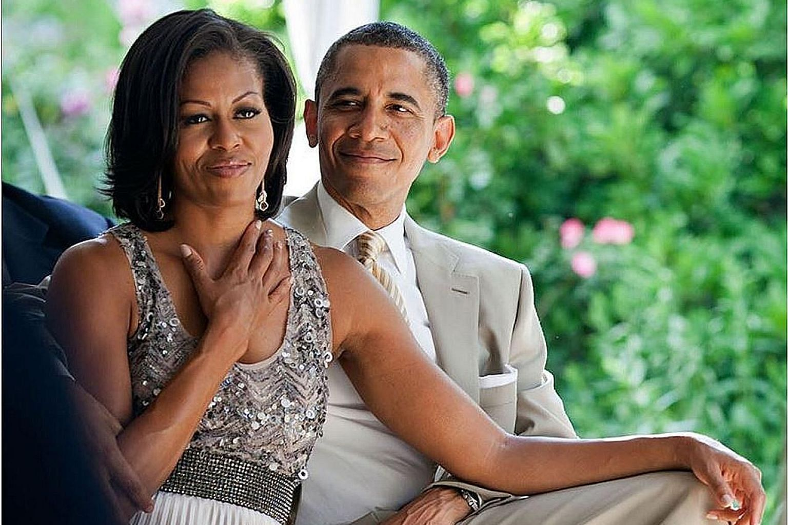 Former United States president Barack Obama and his wife Michelle recently celebrated 27 years of marriage. PHOTO: BARACKOBAMA/INSTAGRAM