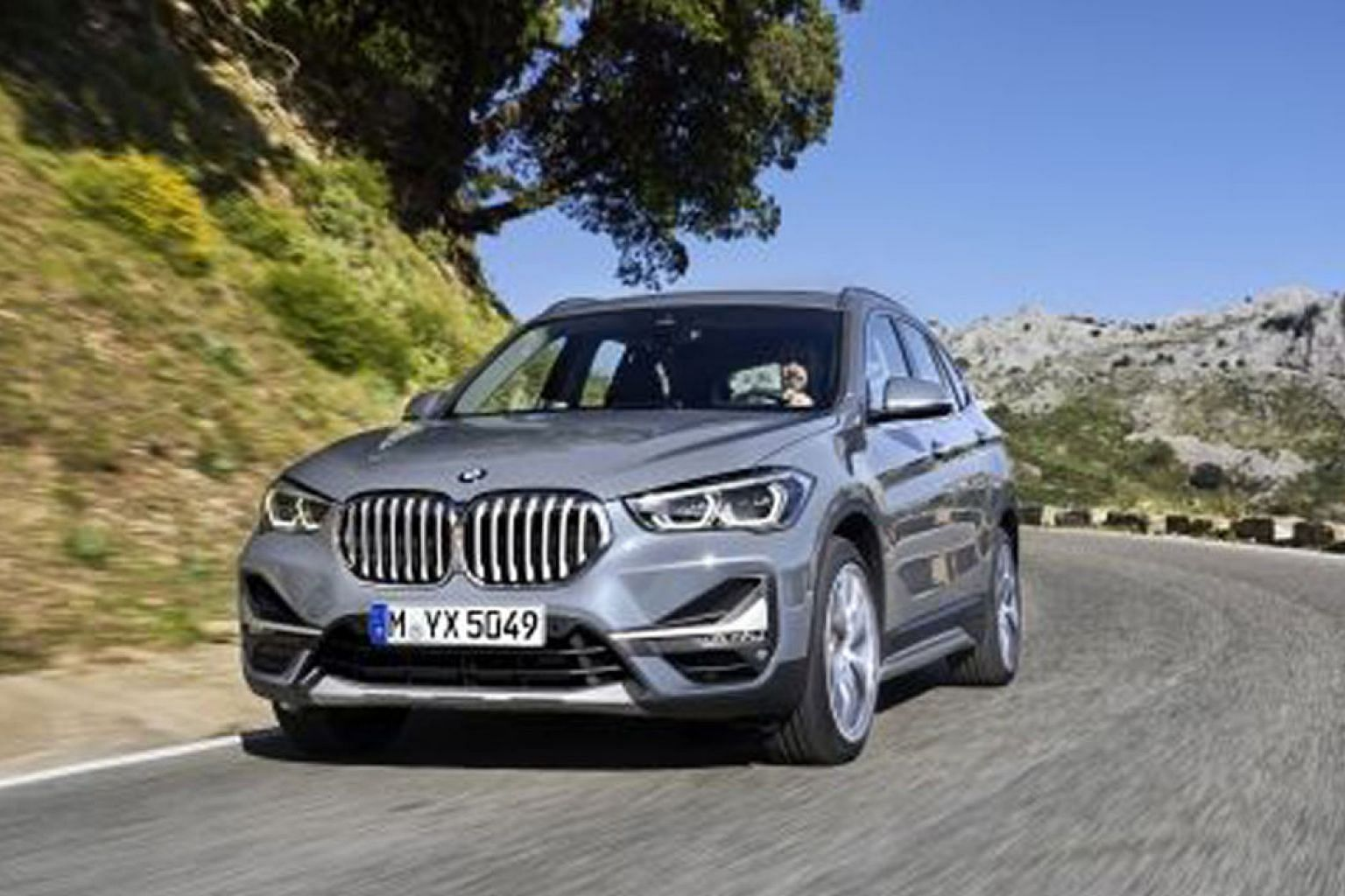 Facelifted BMW X1 lands in Singapore.
