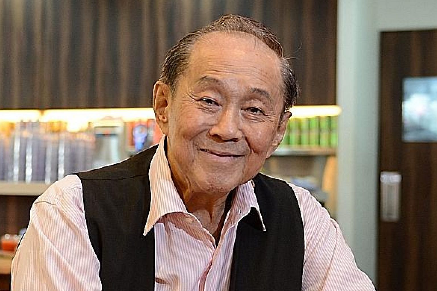 Mr Wee Toon Ouut founded Wee Nam Kee Chicken Rice in 1989 and oversaw its growth and expansion.