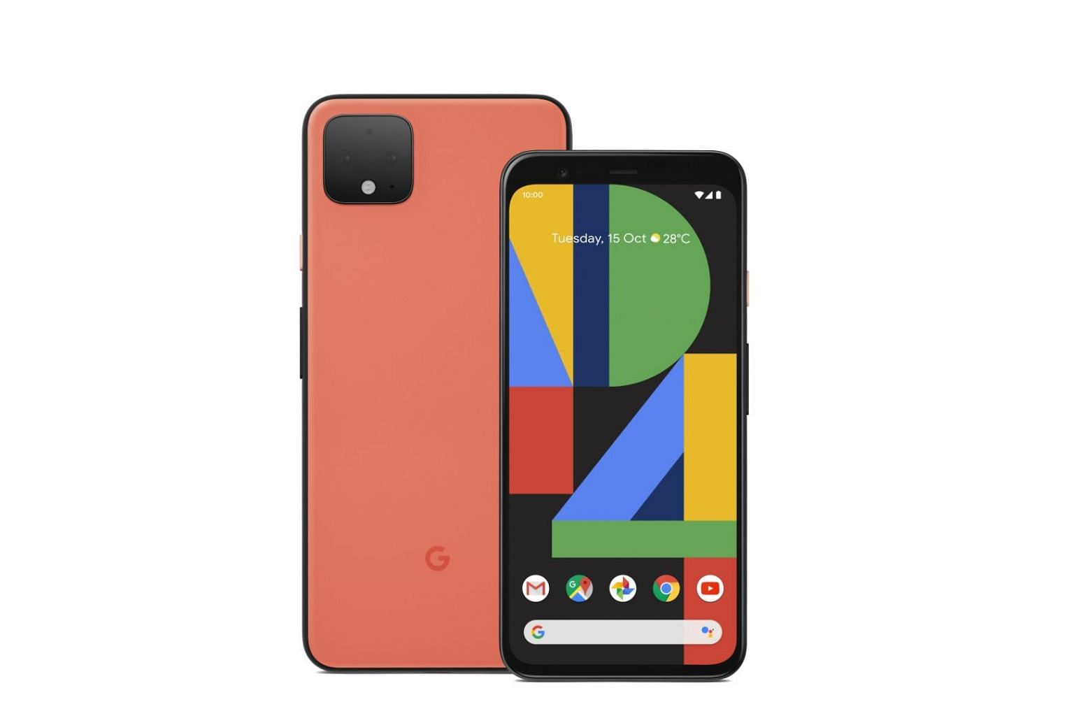 Google's latest Pixel 4 smartphone comes with a 90Hz Smooth Display that feels more responsive than standard 60Hz screens. PHOTO: GOOGLE