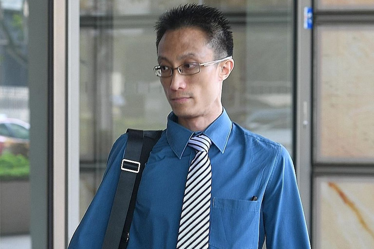 Ler Teck Siang, 38, was yesterday sentenced to 15 months in jail on two drug offence charges.