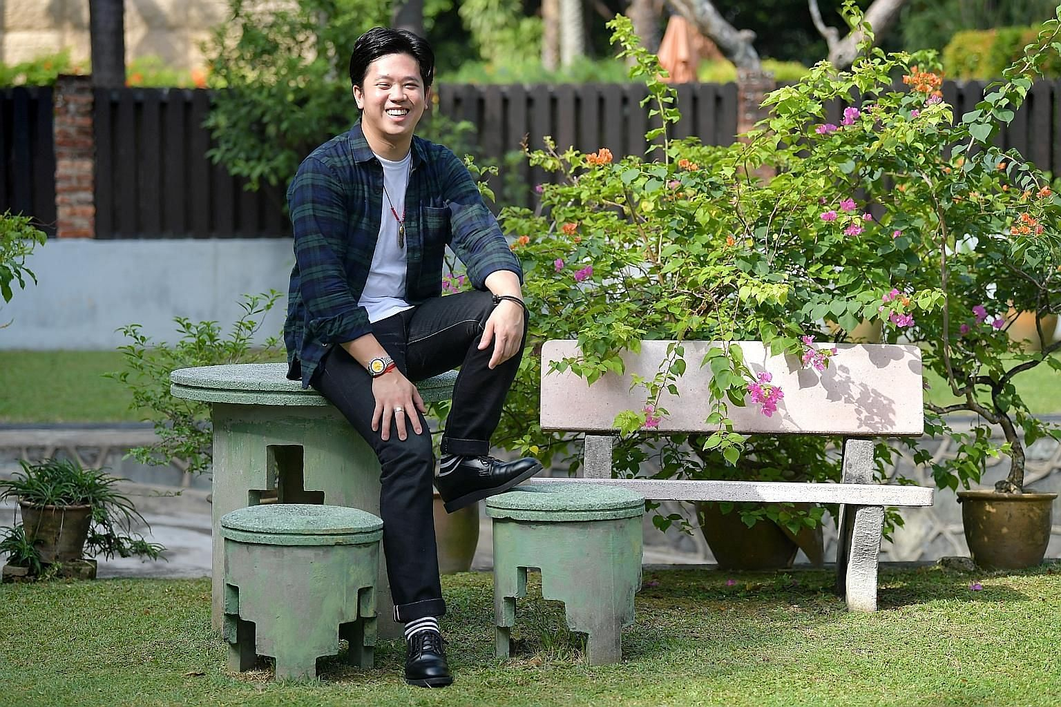 Mr Khoo Kian Chew, 29, director of partnerships and marketing at Epik, looks towards the success of the firm as his retirement investment. He is a believer that even when he reaches retirement, he will still keep himself active in some form of busine