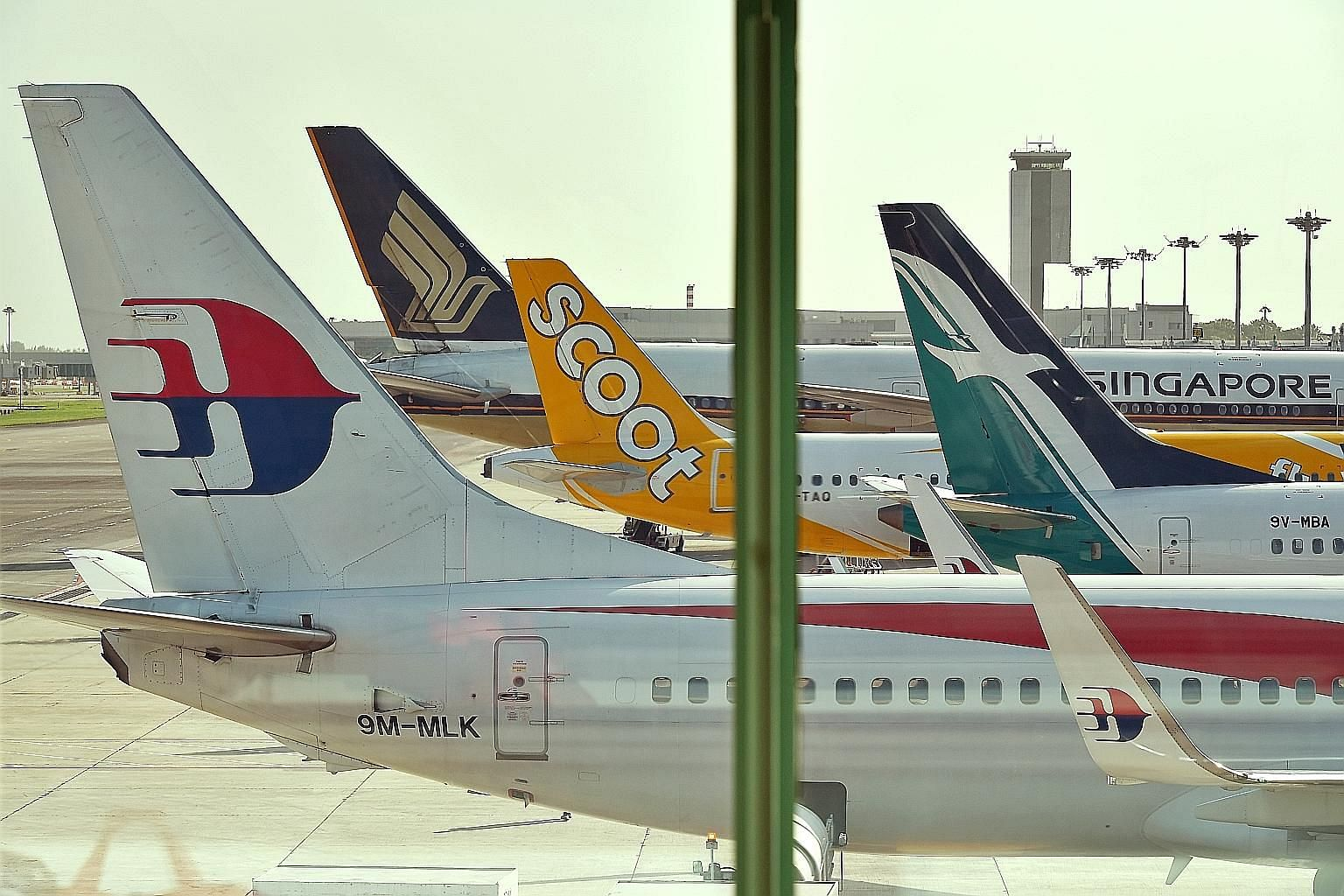 The new agreement includes Singapore Airlines subsidiaries SilkAir and Scoot, as well as Malaysia Airlines' sister airline Firefly.