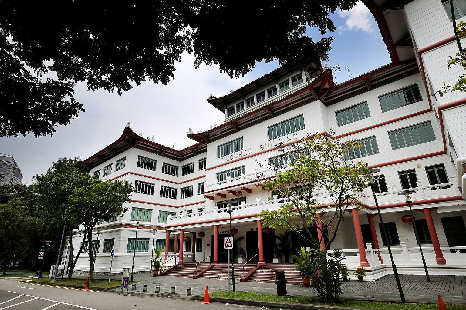 The Ngee Ann Kongsi last year applied for a court order for the Teochew Poit Ip Huay Kuan to vacate the Teochew Building.