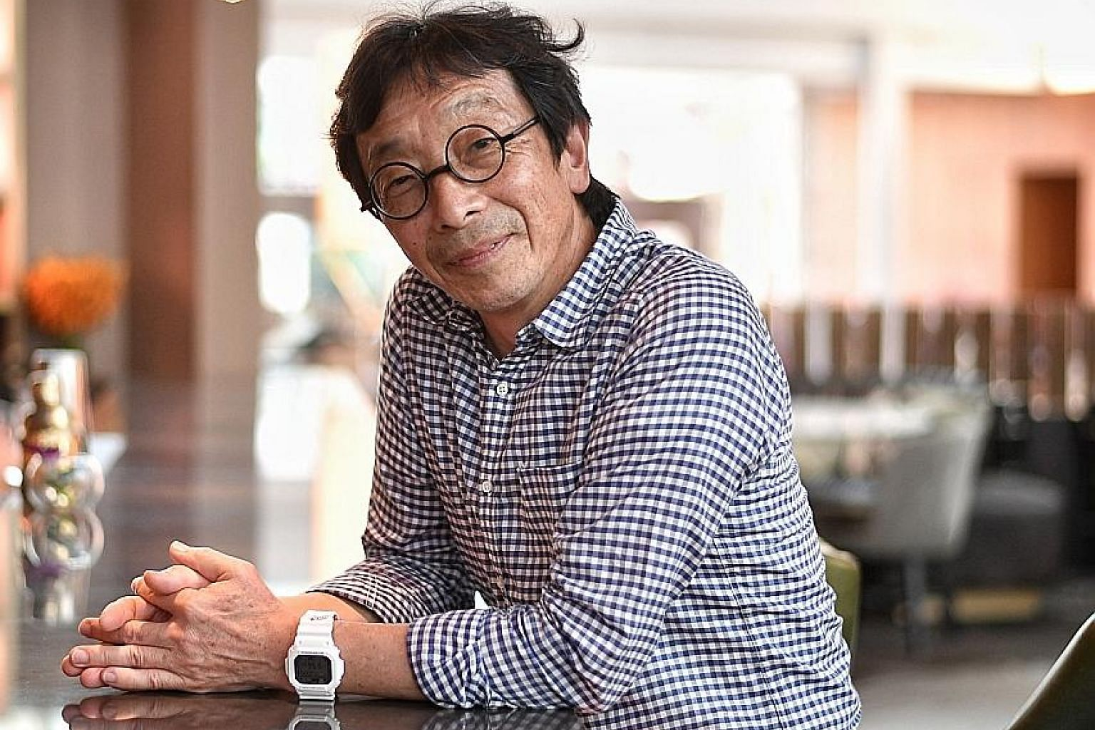 Mr Ibe joined Casio after graduation in the late 1970s after the electronics giant hired him as a production engineer. Mr Kikuo Ibe, 66, spent over two years and tested hundreds of prototypes before the first G-Shock model, DW-5000, was released in 1