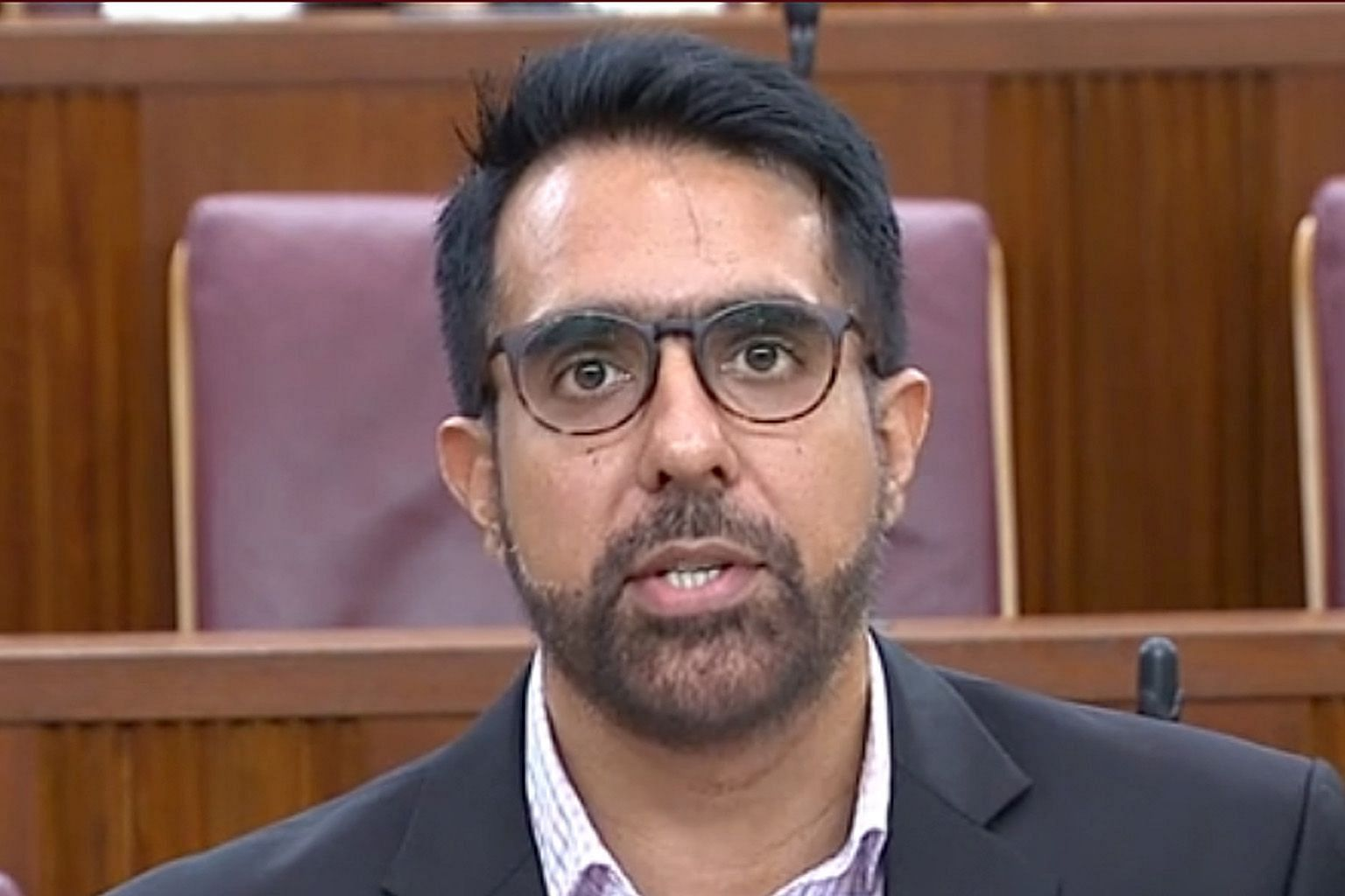 Workers' Party chief Pritam Singh described the motion as hurried and premature.