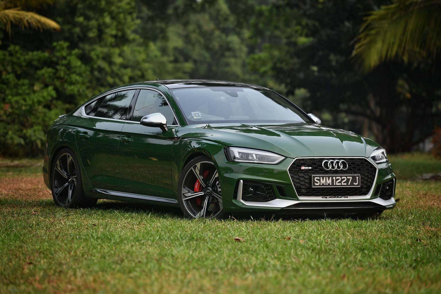 Sports variants include the Audi RS5 Sportback (above) and the Mercedes-AMG GT53 4-Door.