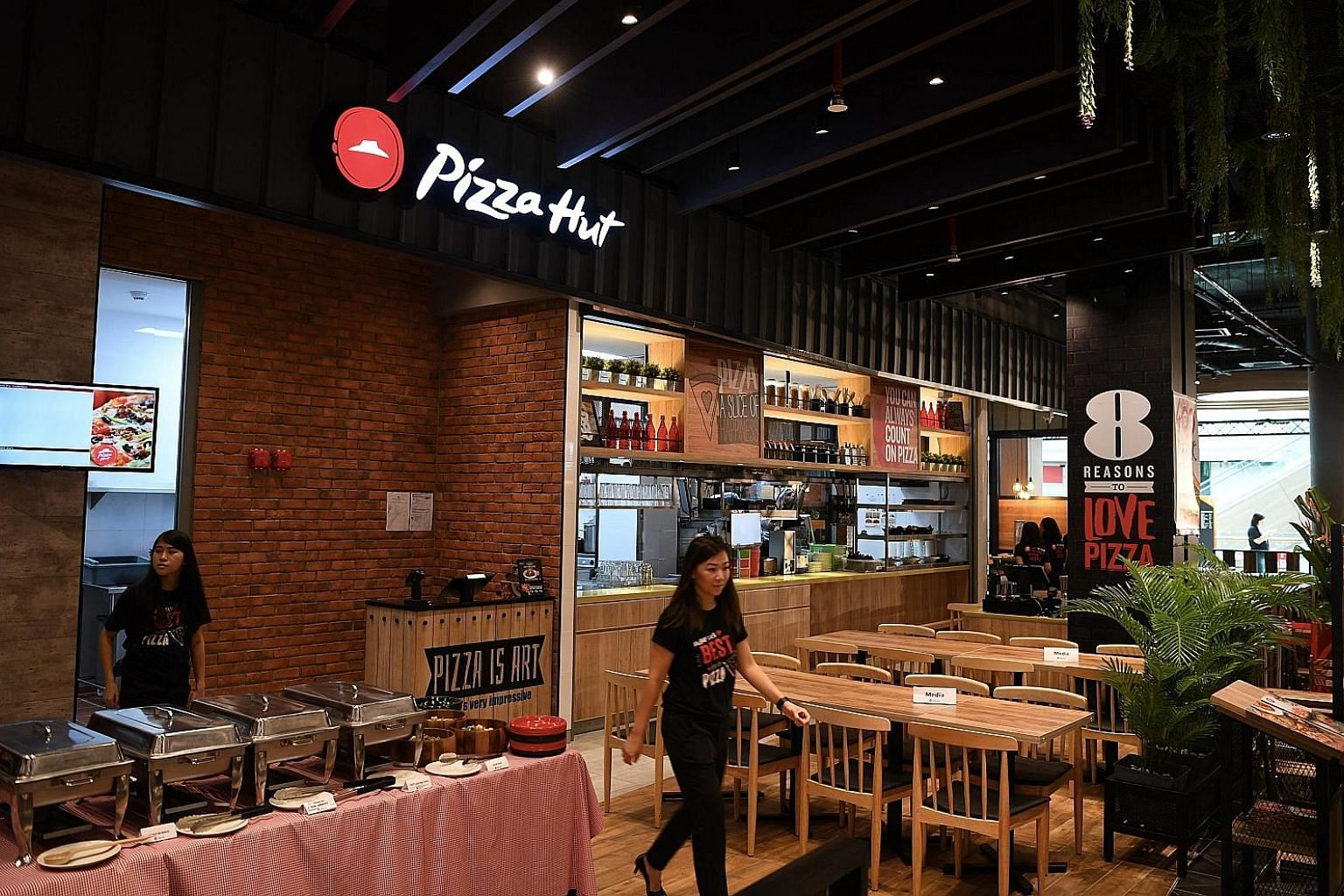 QSR Brands operates more than 470 Pizza Hut outlets in Malaysia and Singapore, as well as over 830 KFC restaurants in Malaysia, Singapore, Brunei and Cambodia. The company's backers have asked for non-binding offers to be submitted by the end of this
