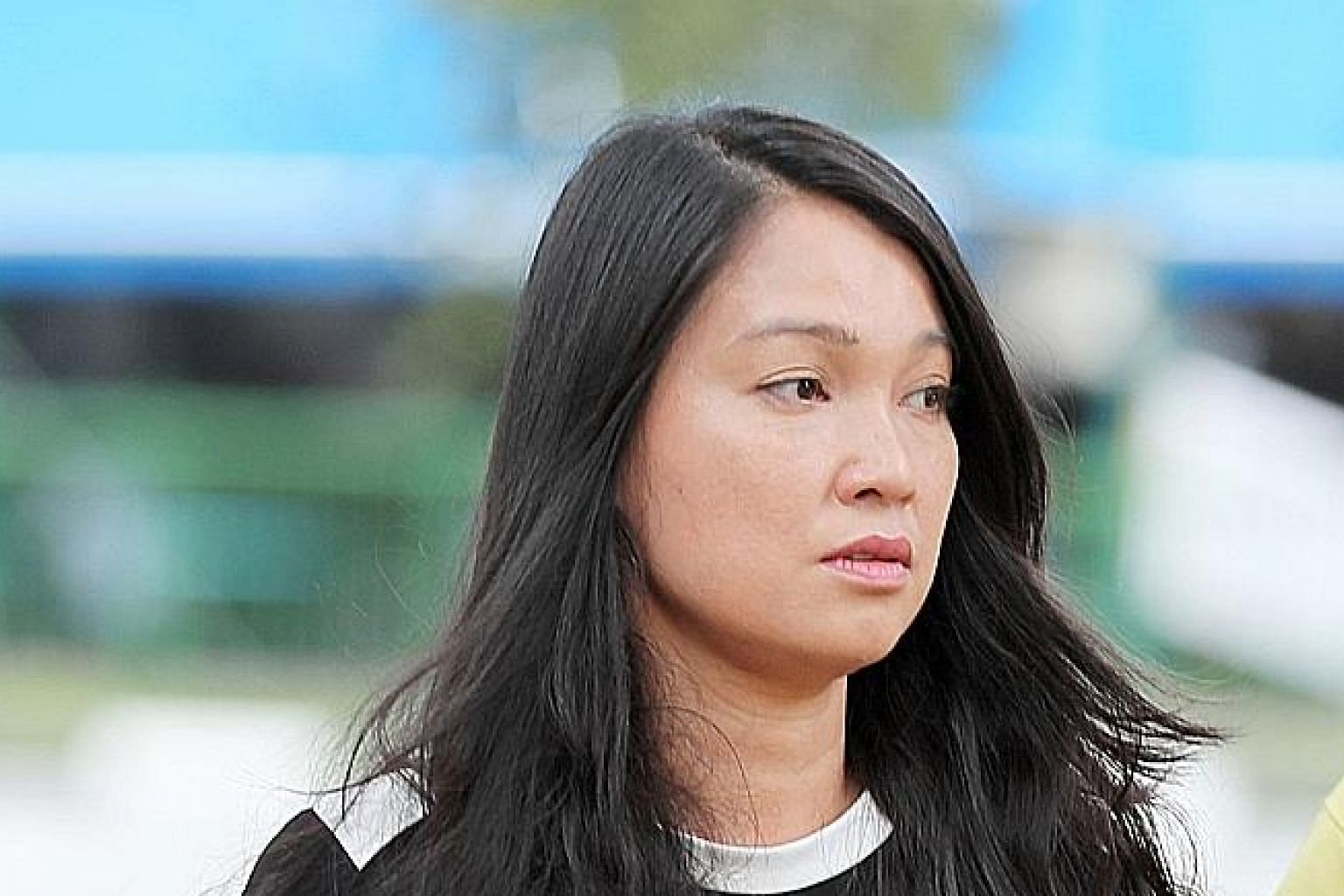 Louise Lai Pei Hsien, 43, pleaded guilty to five charges of cheating.