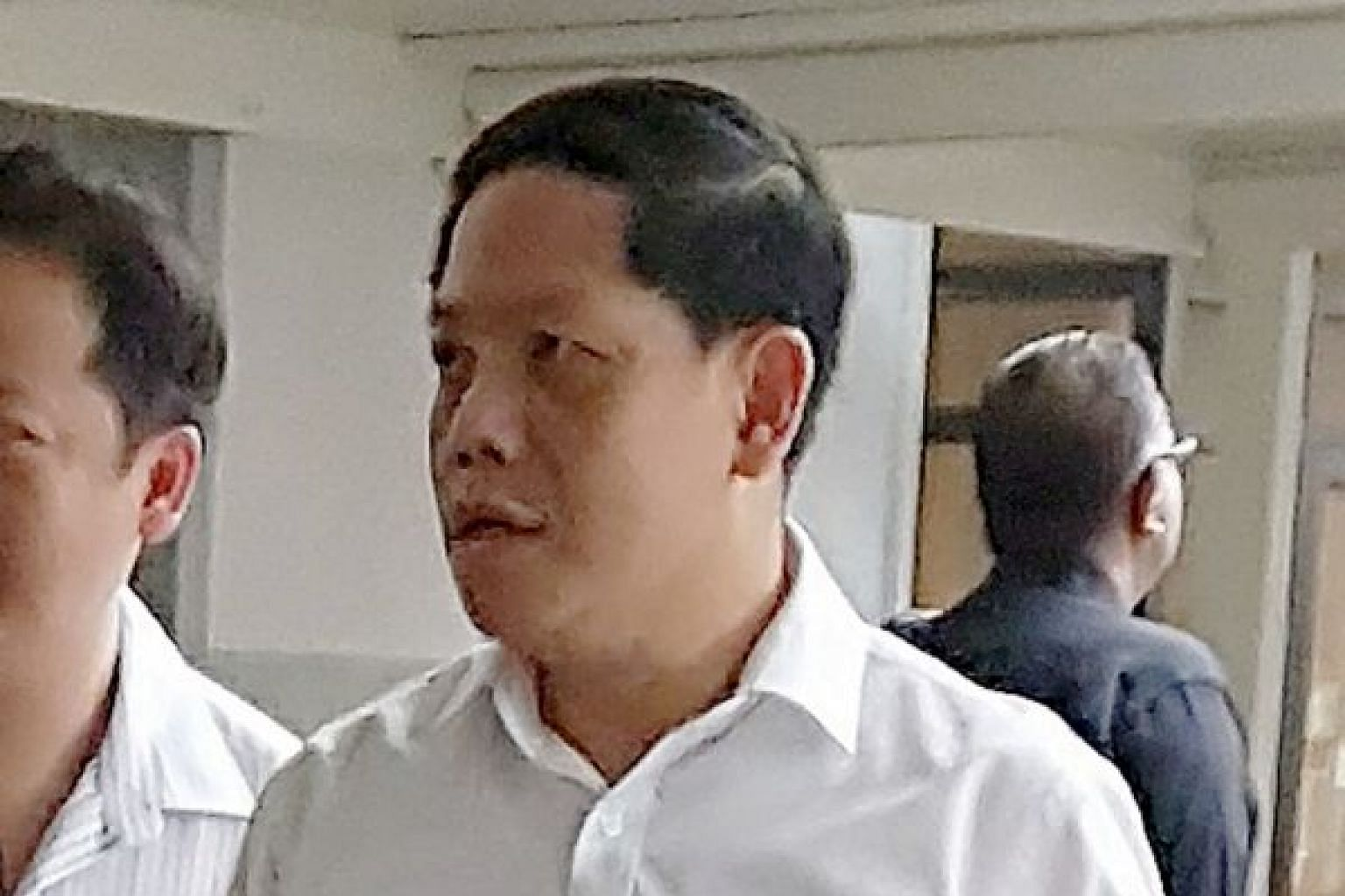 Lin Li Hao, 46, managing director of a manufacturing firm, has been sentenced to 18 weeks' jail.