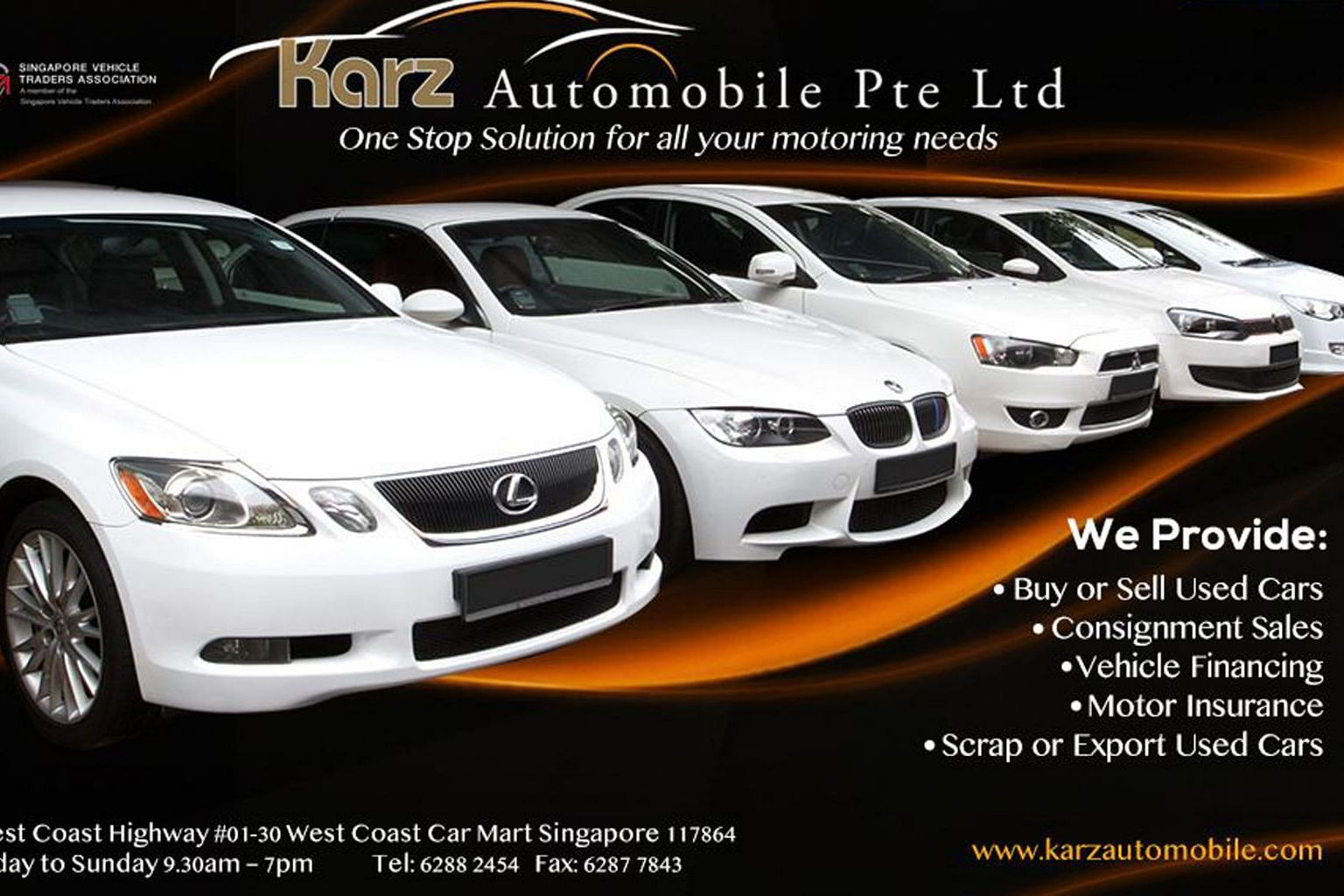 Karz Automobile and Universe Motoring are the latest in a string of car dealers to shut without notice. From December last year to September this year, at least seven dealers have closed, with customers losing