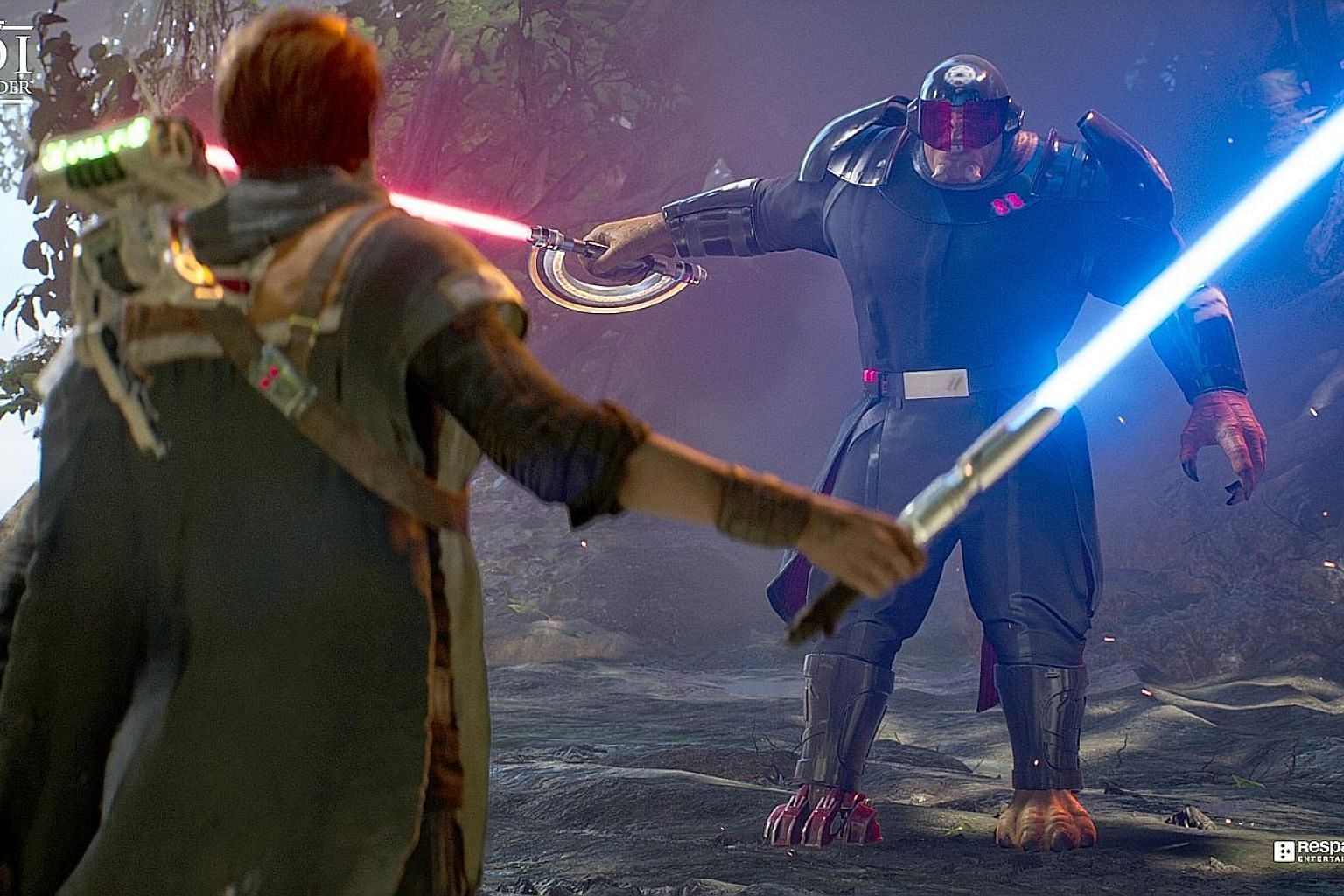Star Wars Jedi: Fallen Order takes place after the Jedi are deemed as traitors of the Republic and are hunted down by government forces.