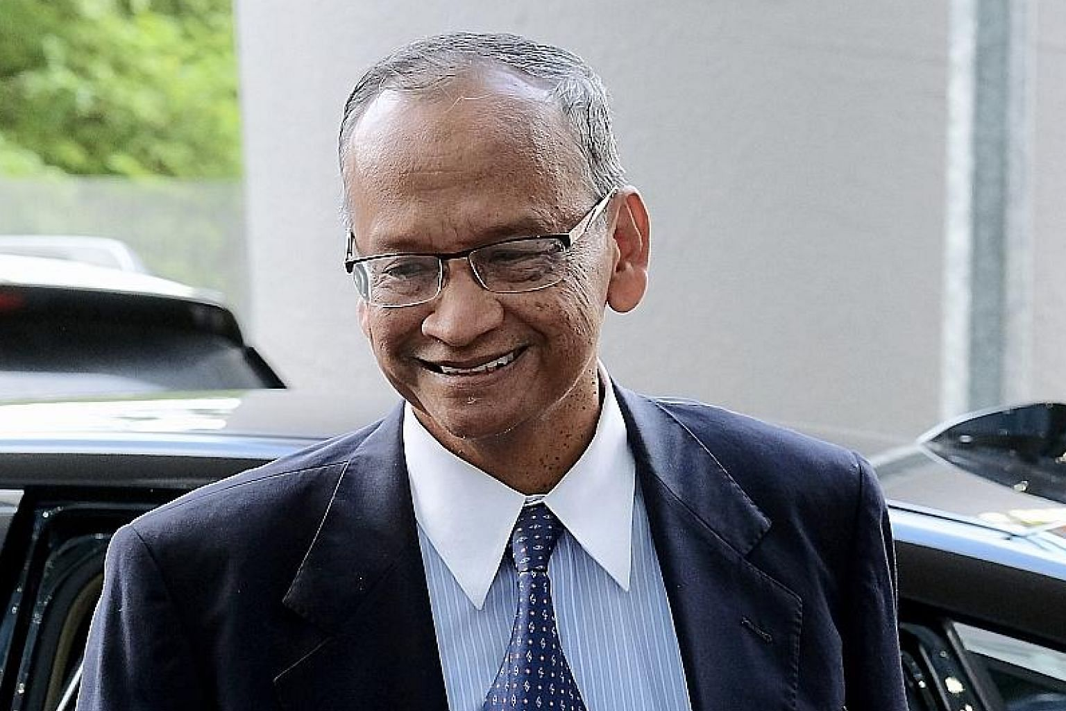 Malaysia's former auditor-general Ambrin Buang said he was pressured by top officials into amending an audit report on 1MDB. PHOTO: BERNAMA