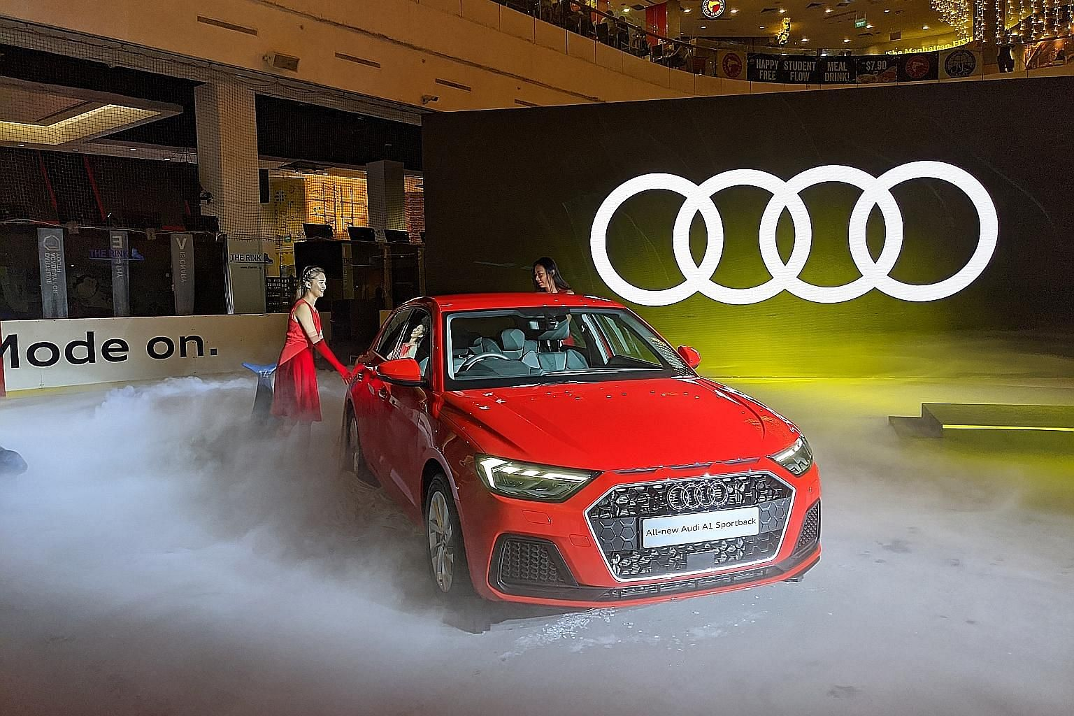 Audi A1 Sportback available here