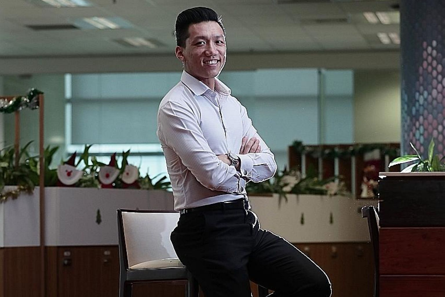 Mr Lam Chun Wai gave up his role as an assistant category development manager in a fast-moving consumer goods company to sign up for a three-month data science boot camp. Shortly after finishing his course in September, the maths and economics gradua