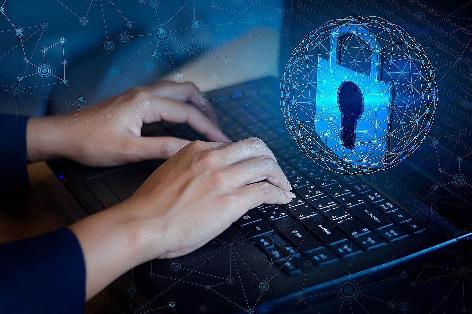 """The vulnerabilities overlooked by software company Learnaholic in a school's attendance system could have been """"reasonably averted"""", said the Personal Data Protection Commission. PHOTO: ISTOCKPHOTO"""