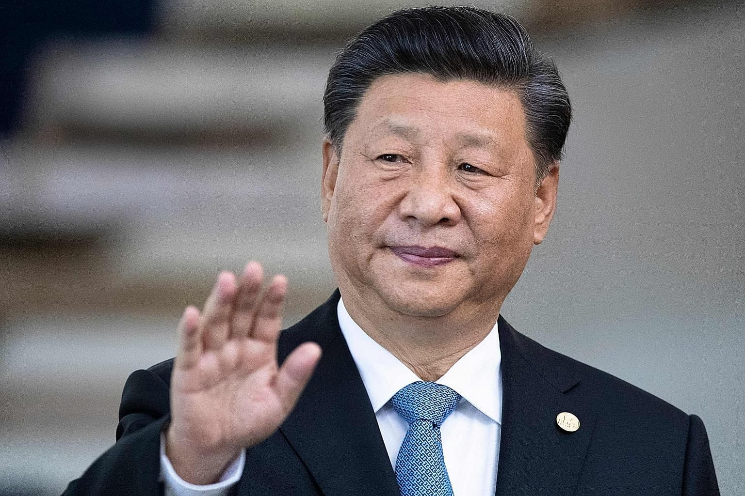 Only 29 per cent of those polled in Japan, South Korea, the Philippines, Indonesia, India and Australia say they have confidence in President Xi Jinping when it comes to world affairs. PHOTO: AGENCE FRANCE-PRESSE
