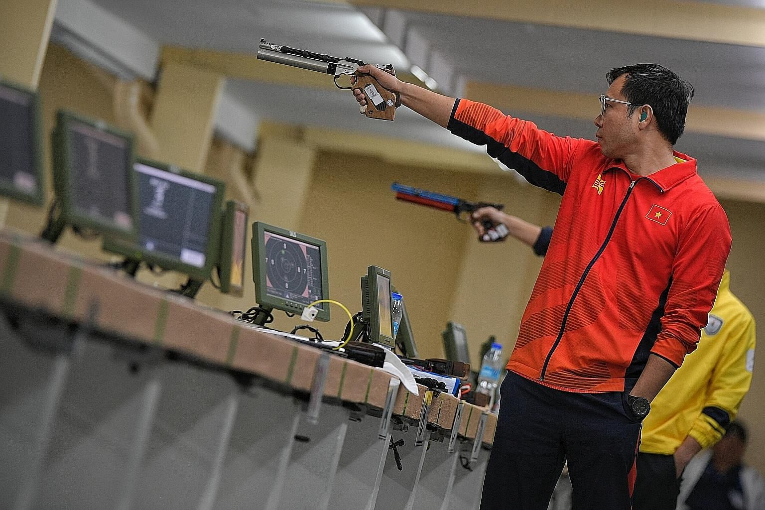 These SEA Games are Hoang Xuan Vinh's 10th and, at 45, they could be his last.