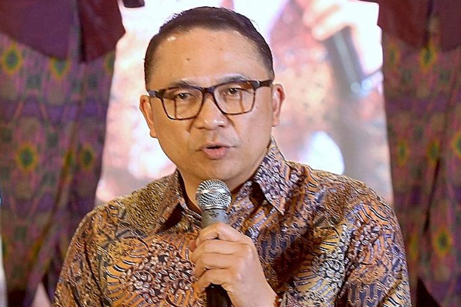 Former Garuda chief executive Ari Askhara is said to have at least one stewardess as his mistress.