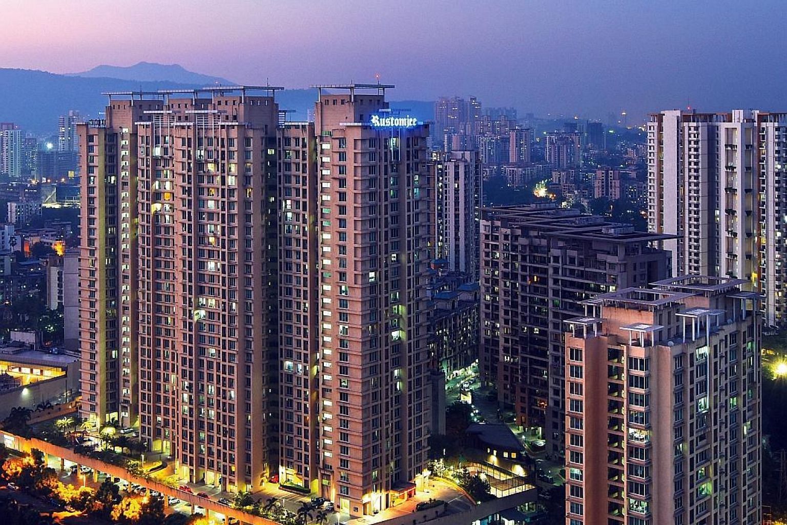 Upon completion of the acquisition, Keppel Land and Rustomjee Group will jointly develop 7,400 homes and retail units with a total gross floor area of approximately five million sq ft.