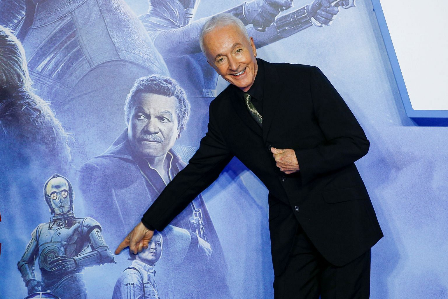 Anthony Daniels has written a memoir, I Am C-3PO: The Inside Story, which was released in late October.
