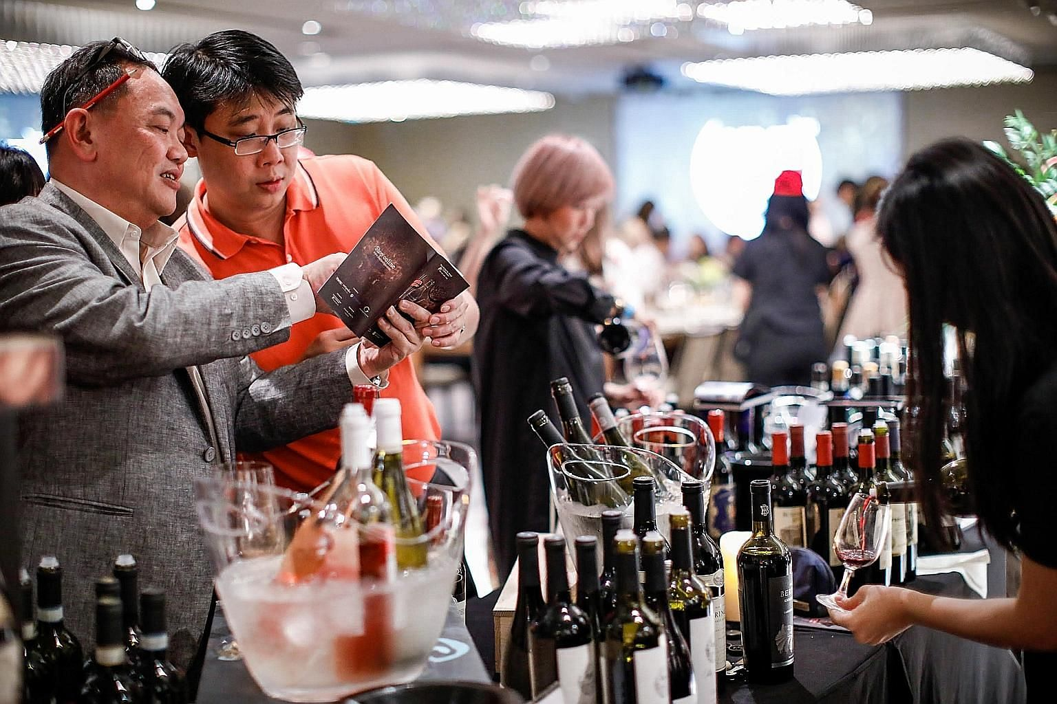 SPH Rewards and The Straits Wine Company are presenting a special event on Jan 11 to introduce to you a taste of Italy with Luca Ardiri, the export manager for wine labels Felluga, Pala, Speri & Braida.