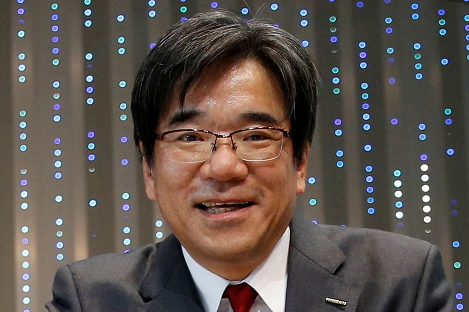 Nissan has named executive officer Hideyuki Sakamoto as a candidate for the board of directors.