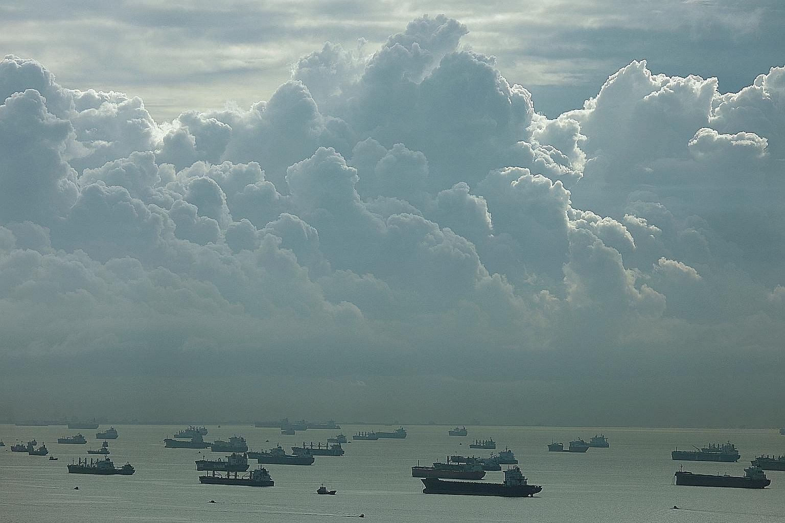 Under new International Maritime Organisation rules, ships are prohibited from using fuels containing more than 0.5 per cent sulphur. This will reduce the amount of sulphur oxides emitted by ships and in turn cut air pollution.