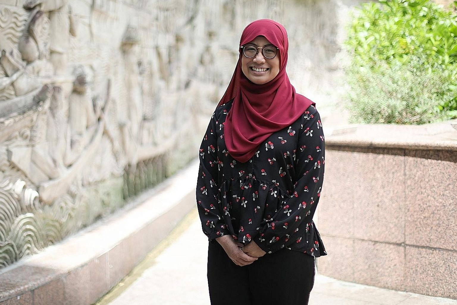 """Part-time lecturer Noor Lyna Zainuddin, who discussed ways to improve work-life harmony with 57 other citizens last year, said the experience was """"very mentally tiring"""" but """"well worth it""""."""
