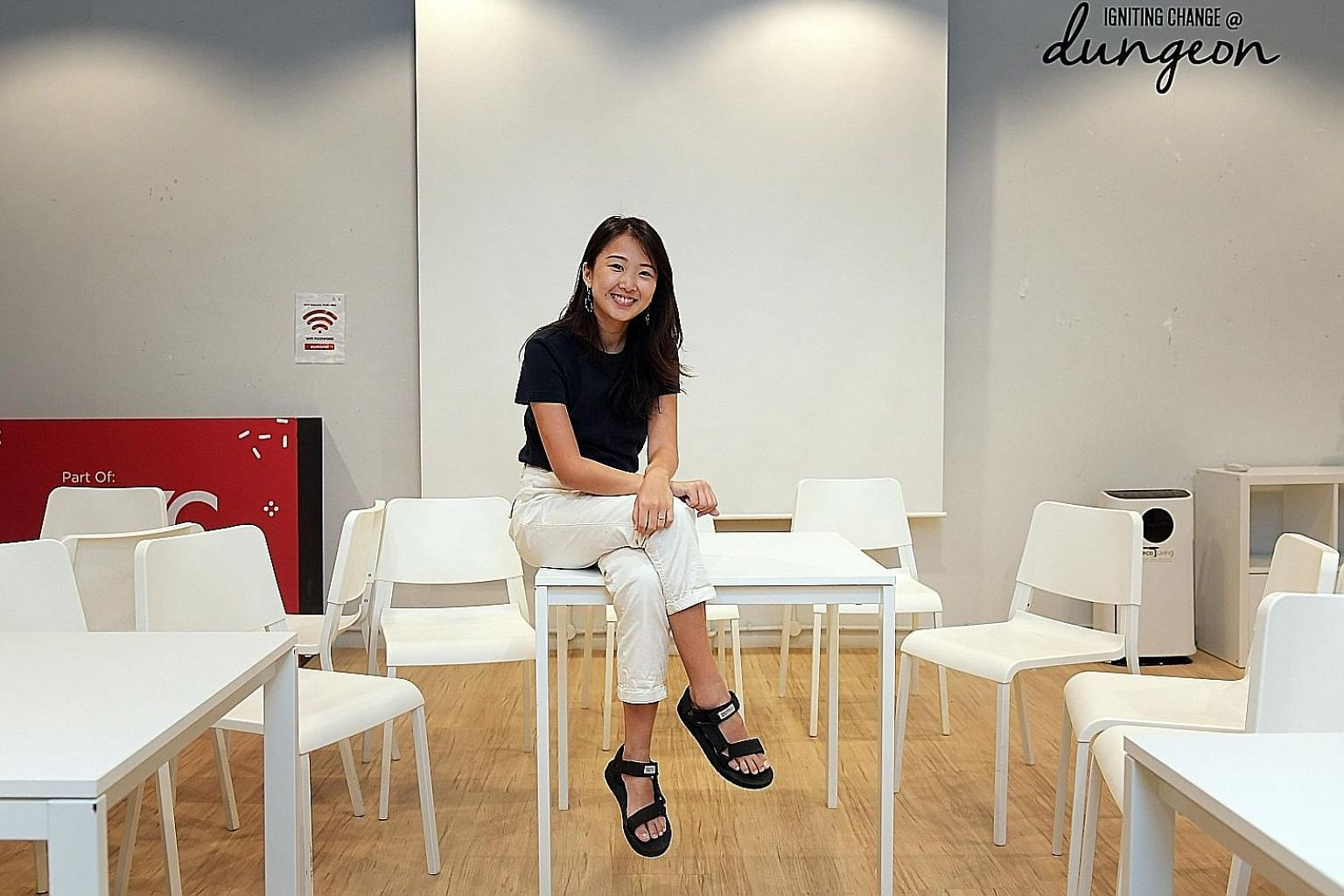 Ms Isabel Phua started Migrant x Me, a social enterprise based in Singapore that aims to educate the public here about the migrant worker community. The organisation wants to reach out to young people aged 13 to 35 to debunk stereotypes about the communit