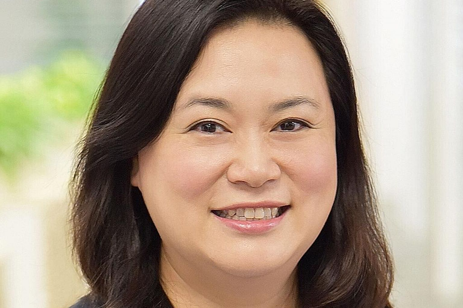 Dr Lei, who was AmCham's interim executive director, took on her new role as chief exec on Jan 2.
