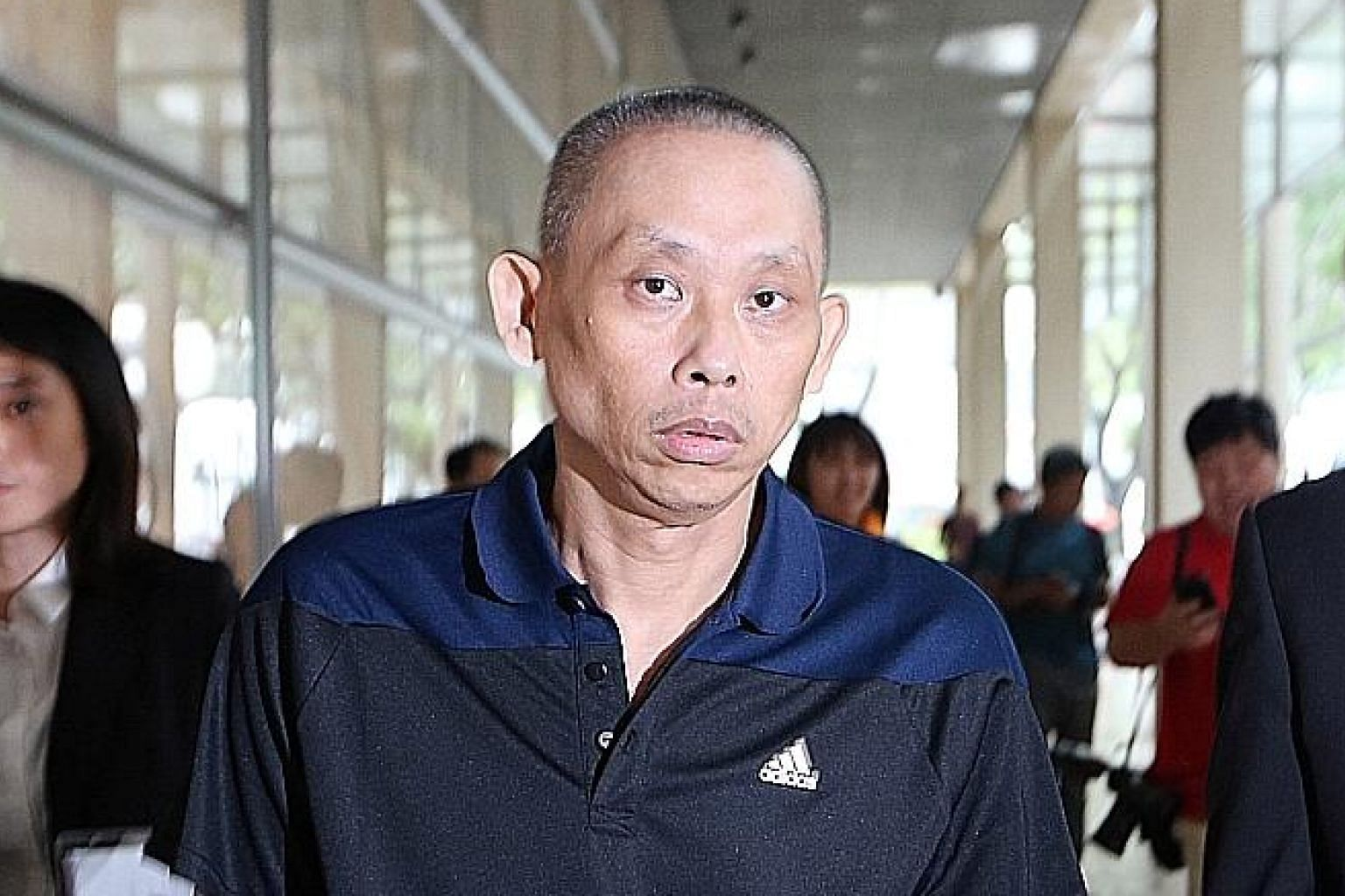 """Dan Tan Seet Eng (seen here in a 2015 photo), was once named by Interpol as """"the leader of the world's most notorious match-fixing syndicate"""". He became known to European investigators around April 2011, after he was accused by Singaporean fugitive a"""