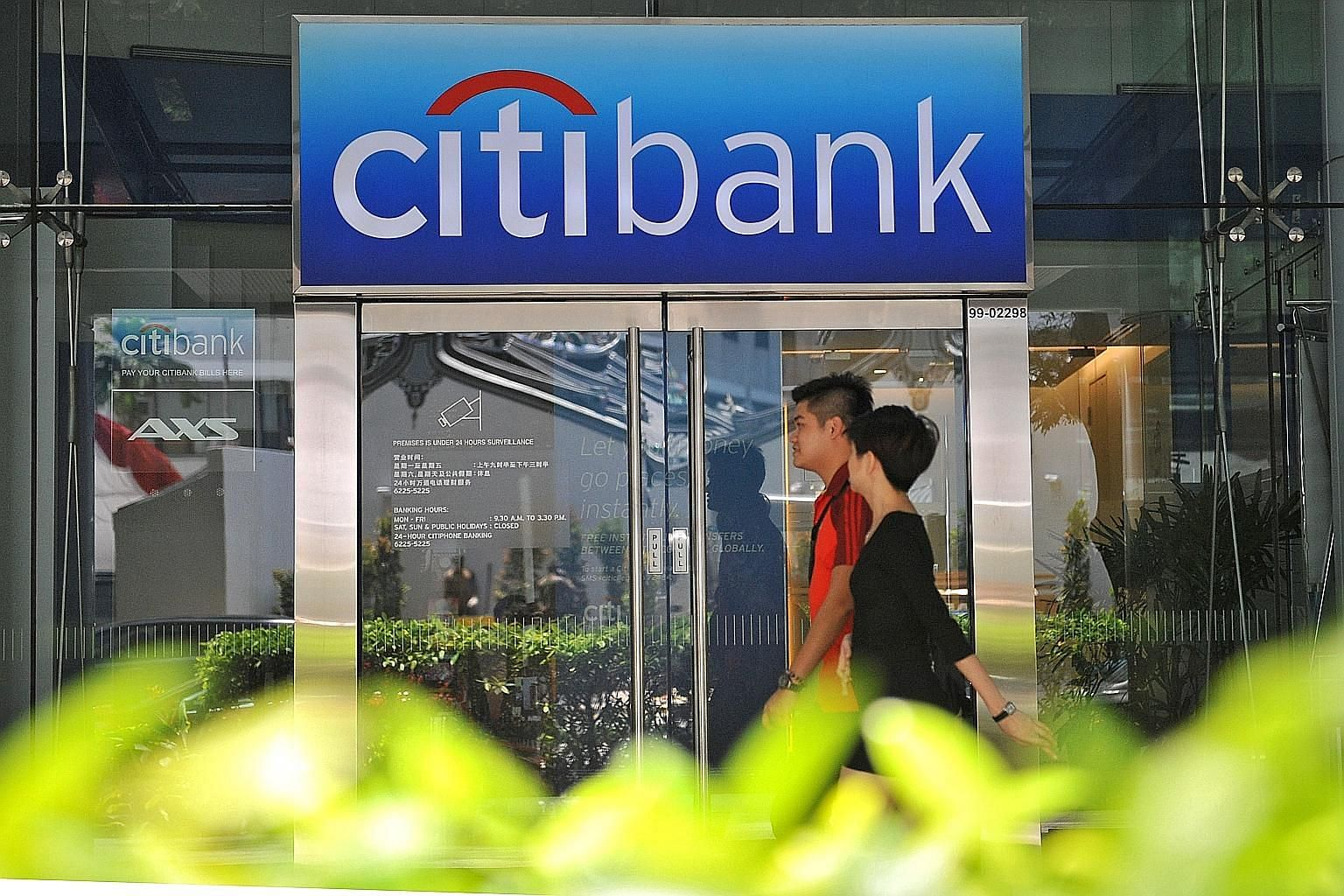 Citi's move comes as a report released last week showed that women in Singapore earned 6 per cent less than their men in 2018 after adjusting for factors like occupation, age and education, according to research by the Ministry of Manpower and the Na