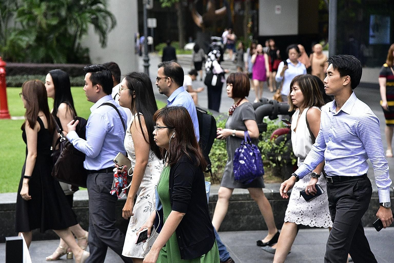 A question of whether economic growth and job creation have benefited Singaporeans more than foreigners was raised in Parliament this month, putting the spotlight on how firms here hire and promote workers.