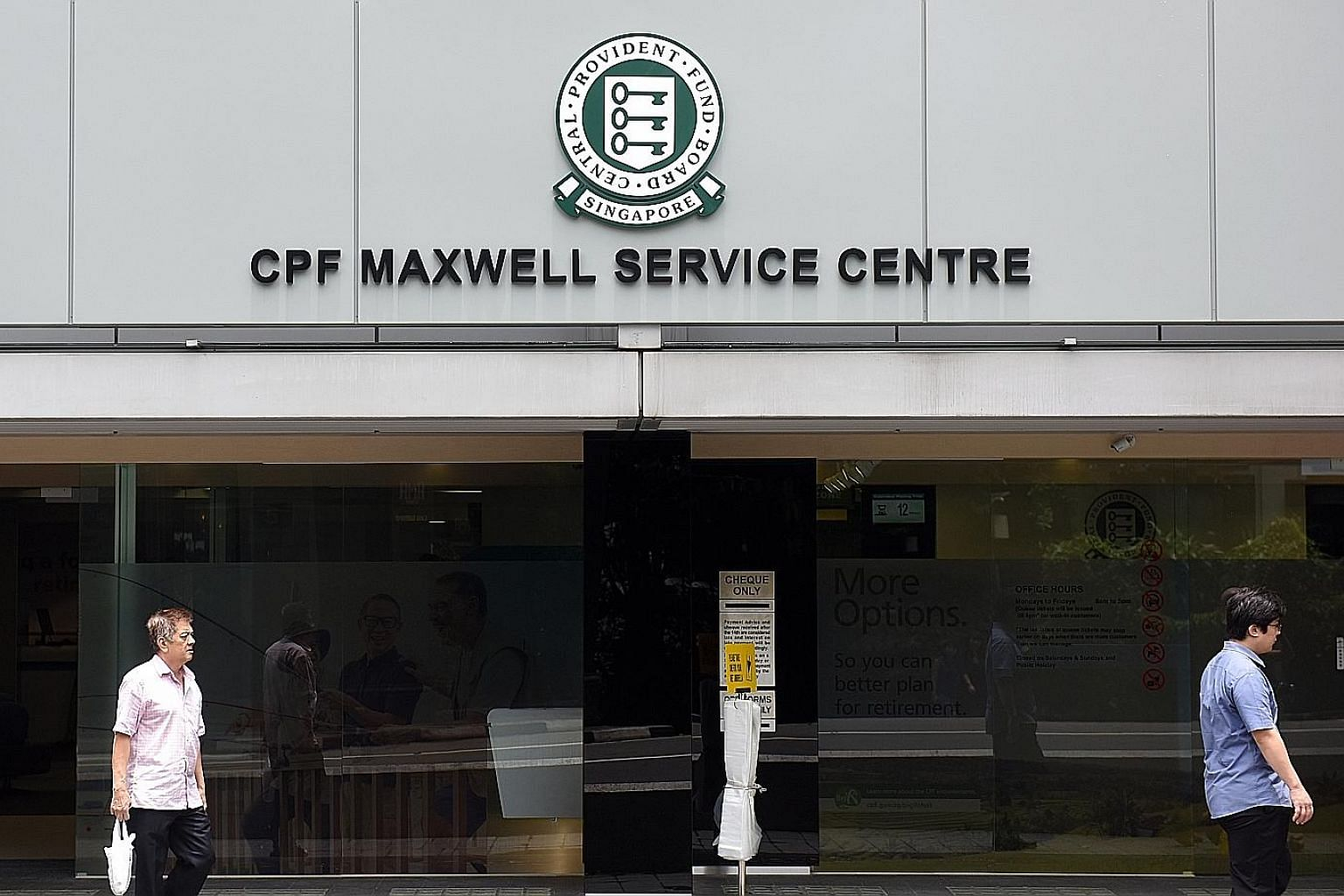 SNEF proposed transitional one-off wage offsets for employers to mitigate higher CPF contribution rates that kick in on Jan 1 next year. ST FILE PHOTO