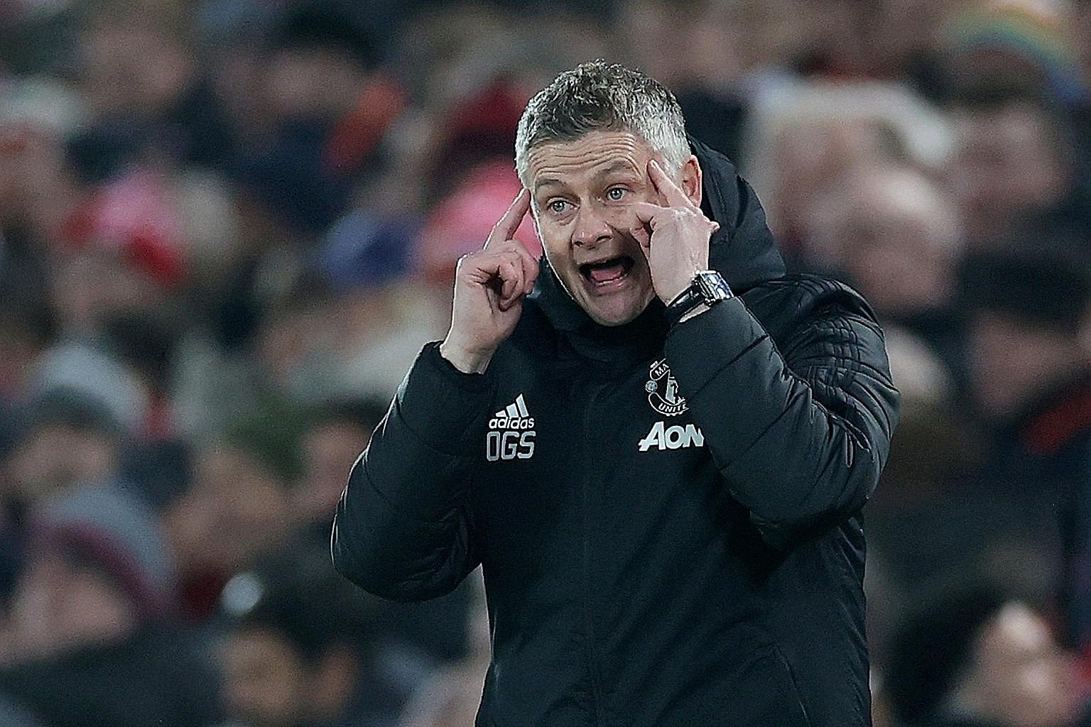 Manchester United manager Ole Gunnar Solskjaer knows that his team will need to be fully focused against rivals Manchester City if they are to make the League Cup final.