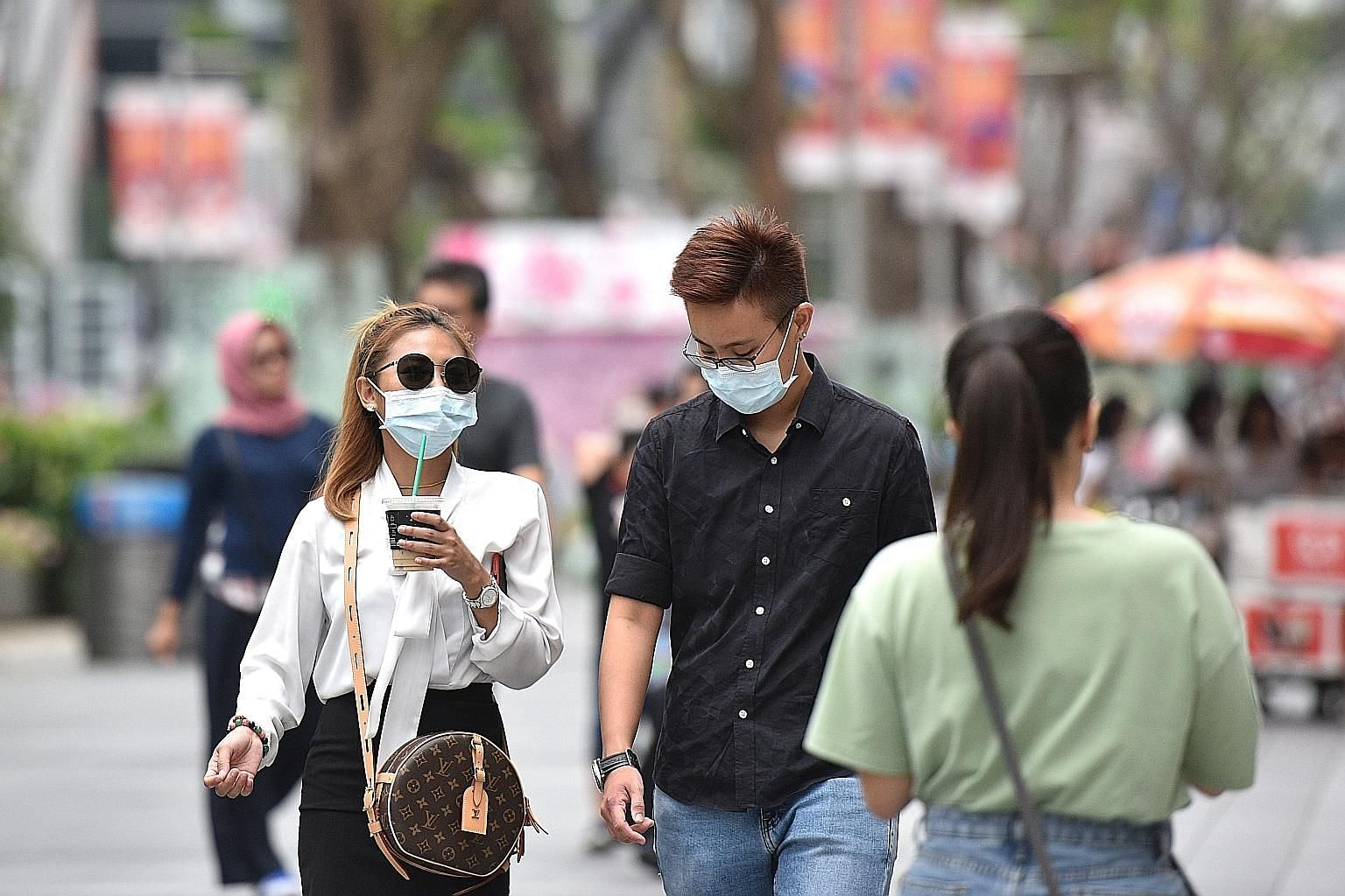 The generosity some Singaporeans have shown is not limited to government-issued masks, says the writer. There are stories of kindness popping up on social media of people giving away masks to others who may need them more.