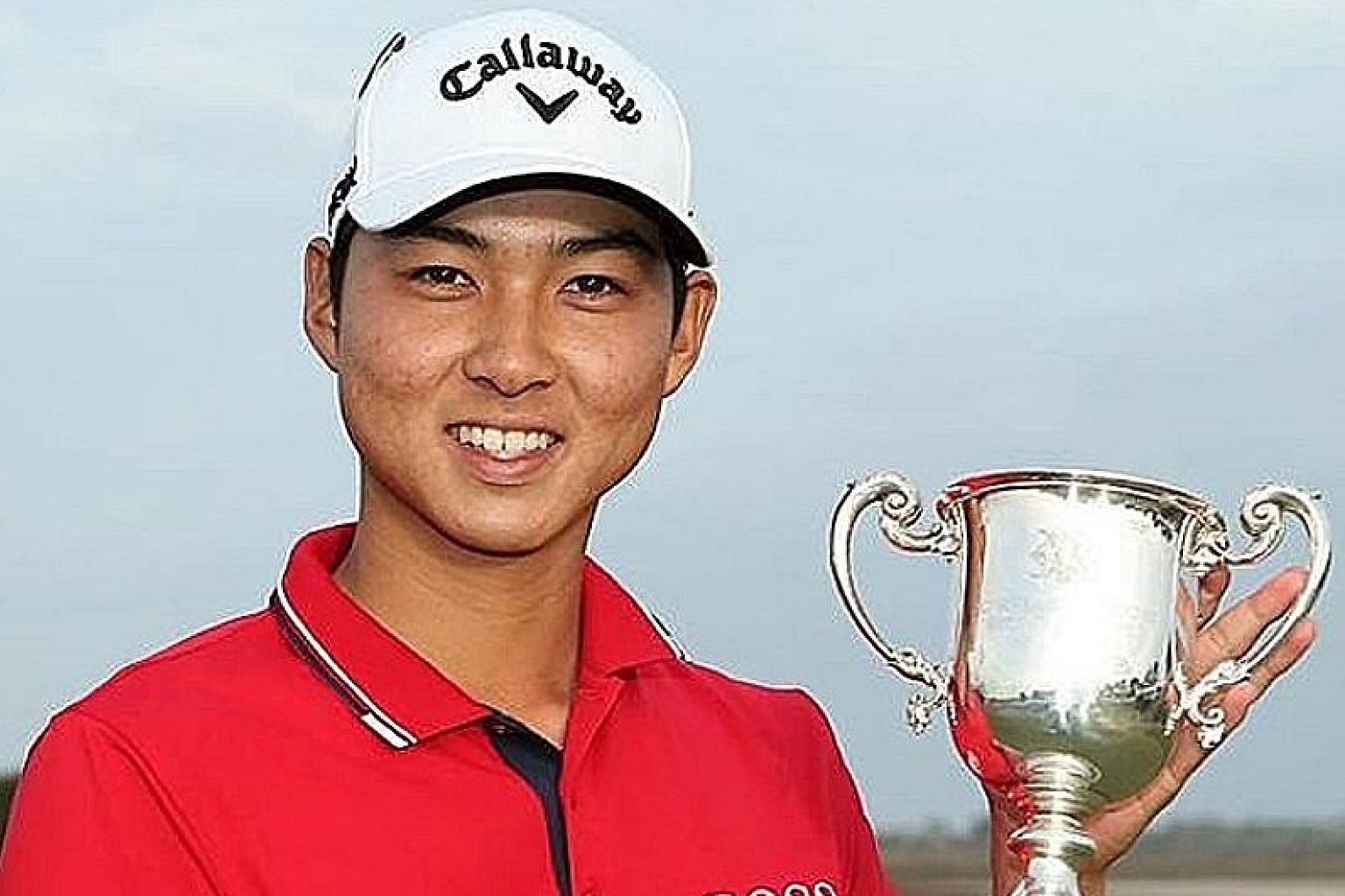 Min Woo Lee, 21, was a former US junior champion.