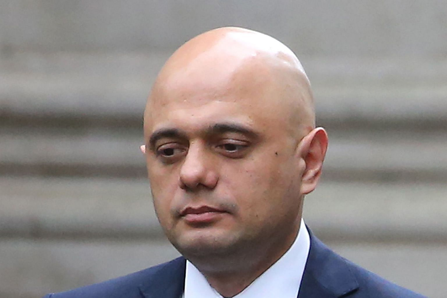 Finance minister Sajid Javid resigned in a shock move yesterday. PHOTO: AGENCE FRANCE-PRESSE