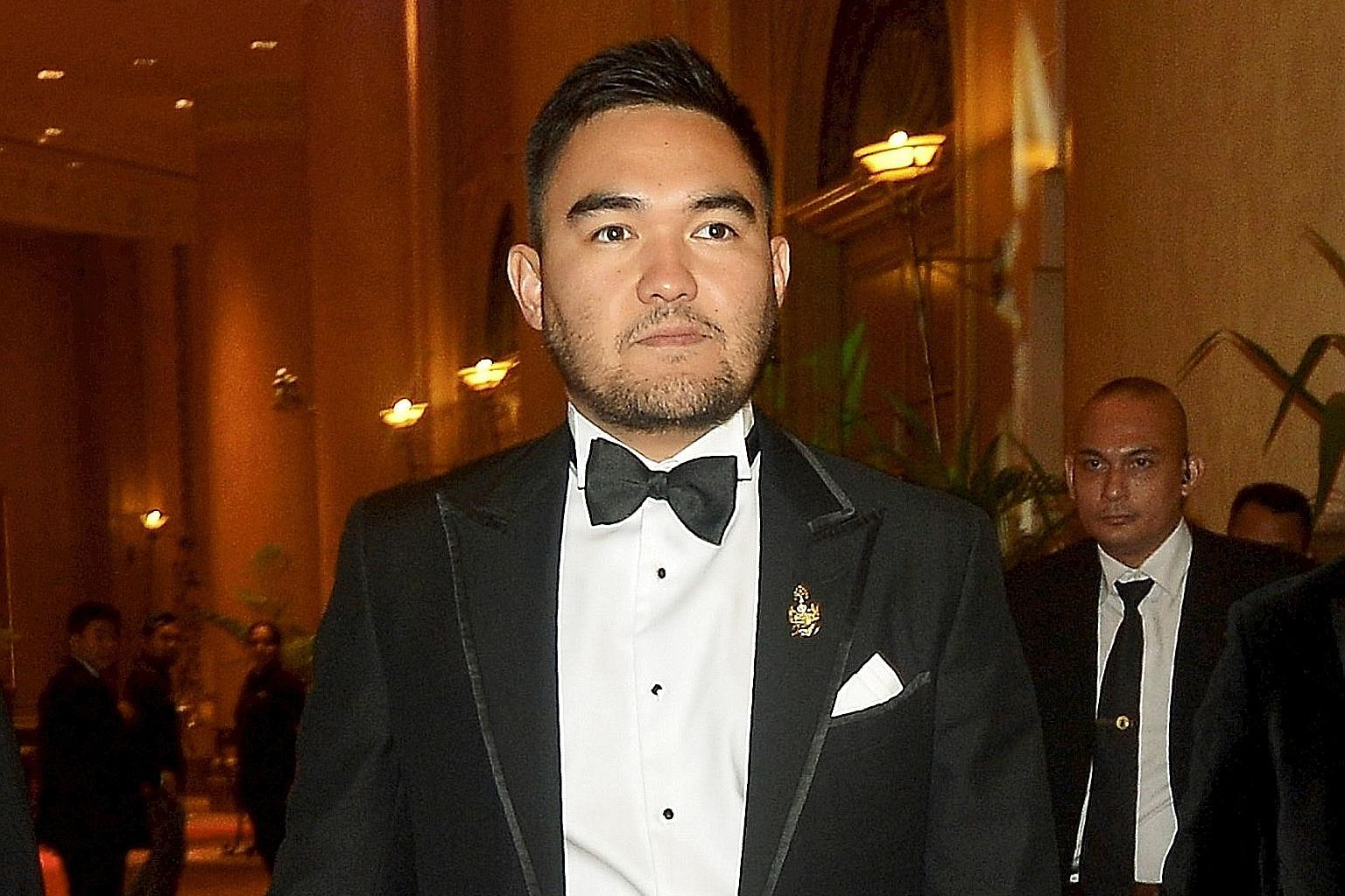 Selangor's Crown Prince, Tengku Amir Shah Sultan Idris Shah, is a stakeholder in the firm jointly developing the forest plot.