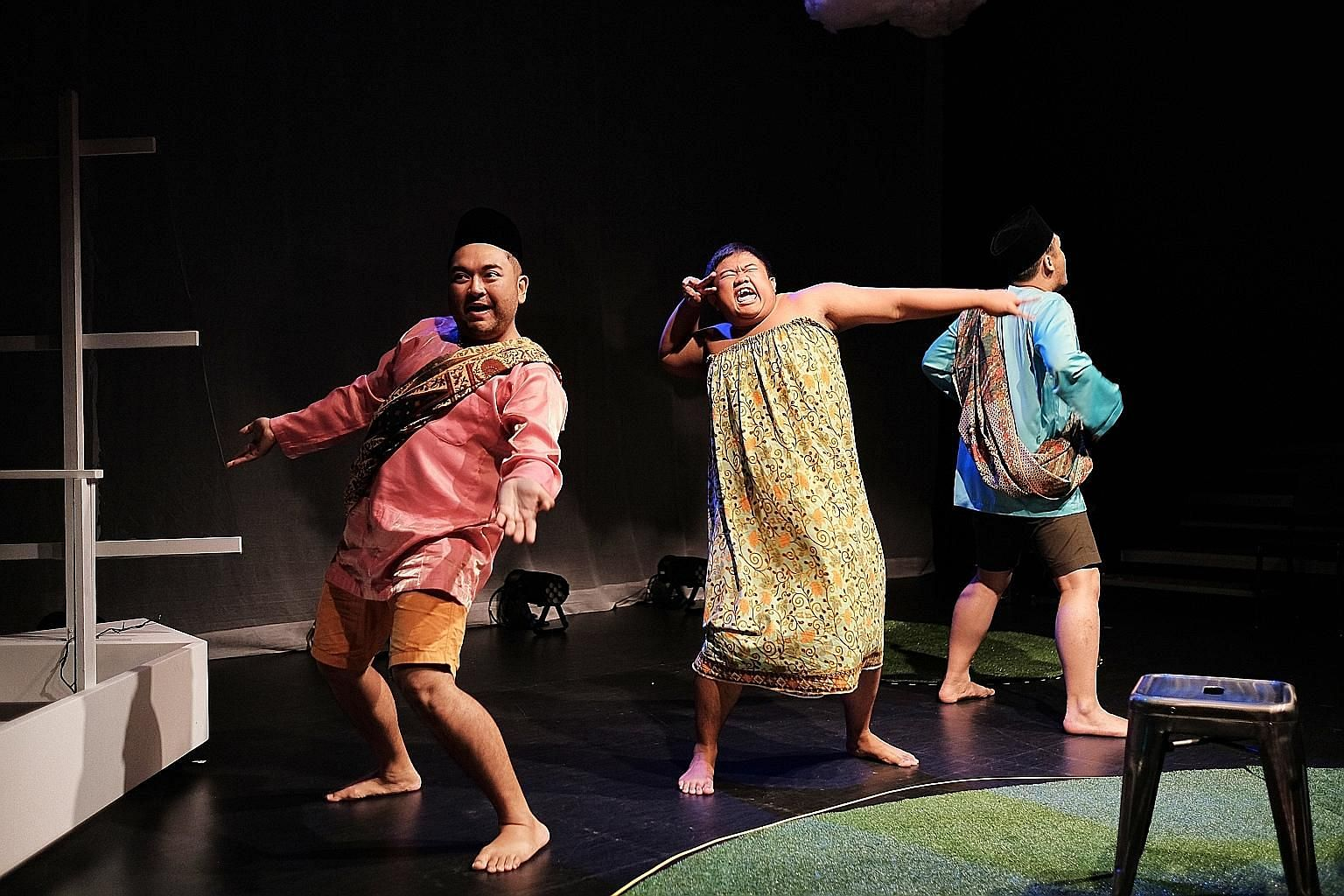 Playwright Nabilah Said picked up Best Original Script for Malay drama Angkat: A Definitive, Alternative, Reclaimed Narrative Of A Native. Freelance designer Loo An Ni received Best Costume for Mandarin play First Fleet. Theatre practitioner Petrina