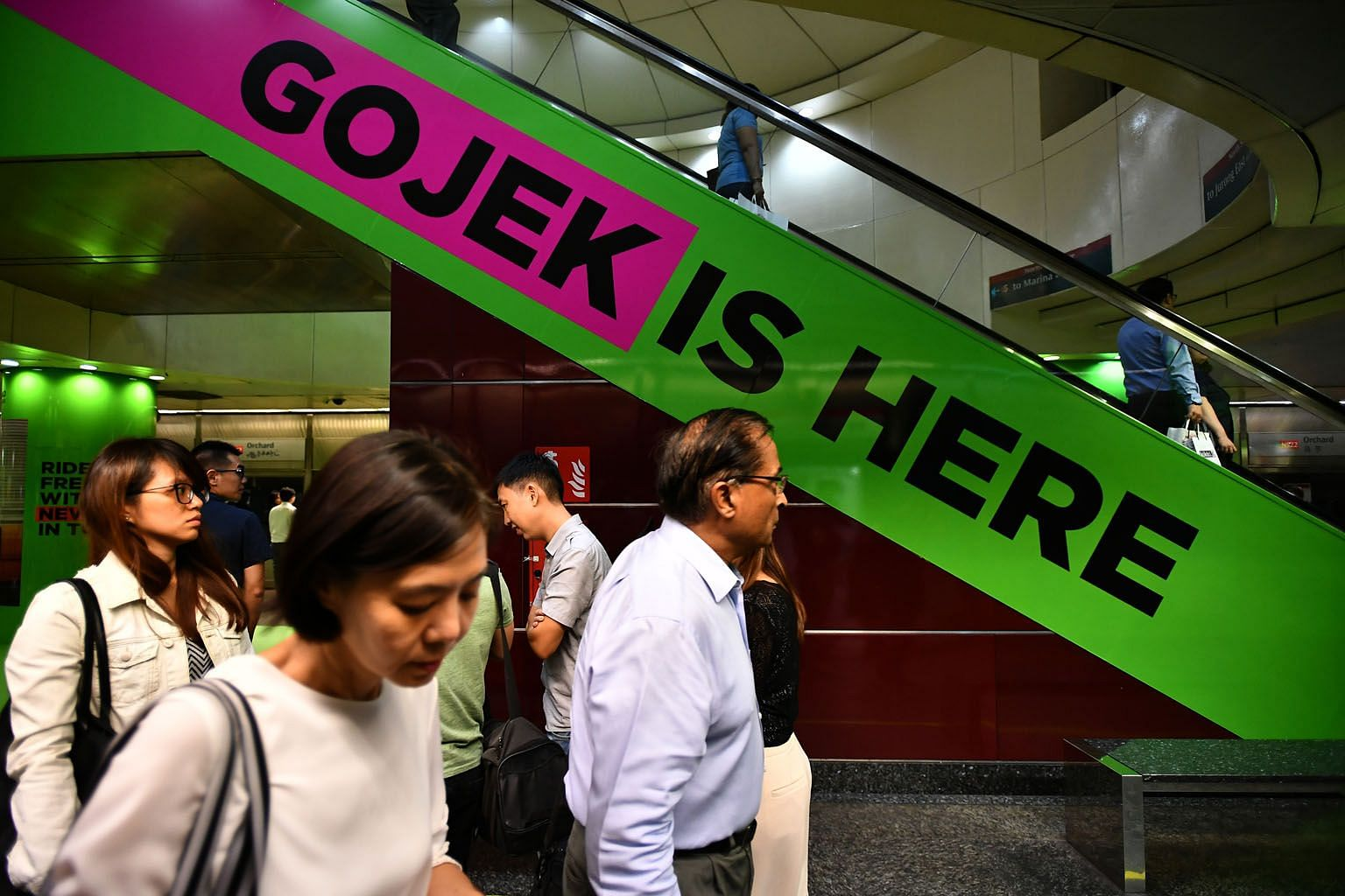 """""""There are no plans for any sort of merger (with Grab), and recent media reports regarding discussions of this nature are not accurate,"""" a Gojek spokesman said."""
