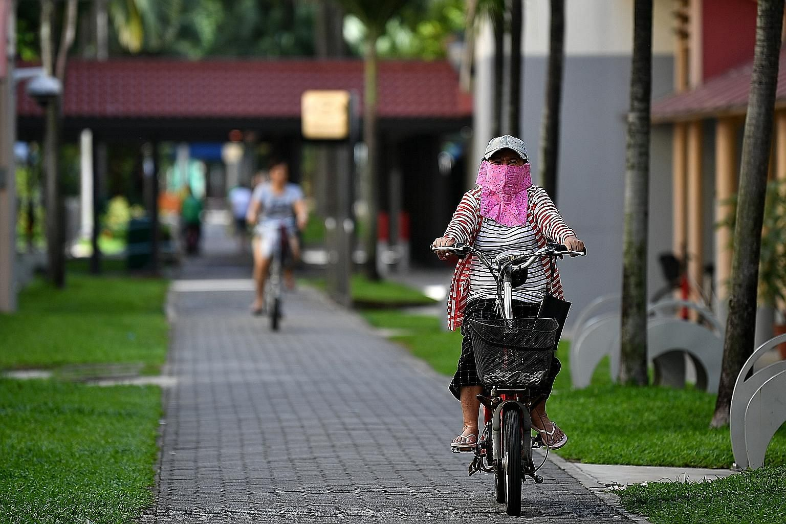 The final goal will be to triple the current network from 440km to 1,320km by 2030, said Senior Minister of State for Transport Lam Pin Min. This cycling path density will allow residents to reach their nearest town centre within 20 minutes by walkin