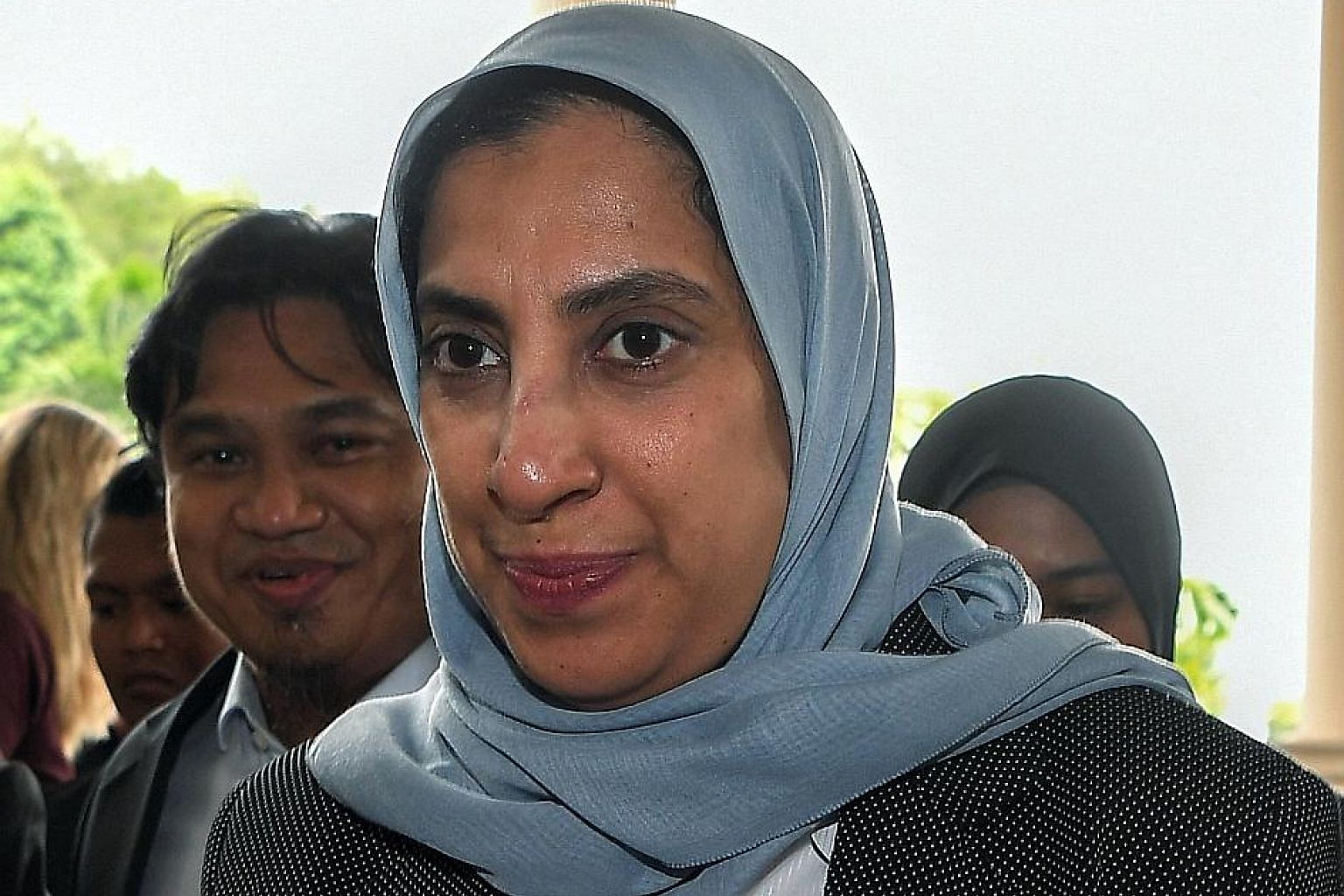 Ms Latheefa Koya was appointed to lead the Malaysian Anti-Corruption Commission last June by then Premier Mahathir Mohamad. During her tenure, she has seen several high-profile probes involving politicians from former ruling party Umno, including for