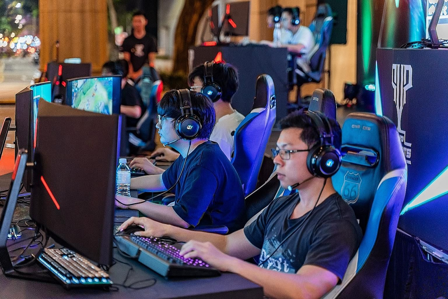 Singtel launched its PVP Esports platform in 2018 to host a regional tournament and connect with younger audiences. Its joint venture with Thai associate AIS and South Korea's SK Telecom reportedly aims to provide a global social network of gamers an