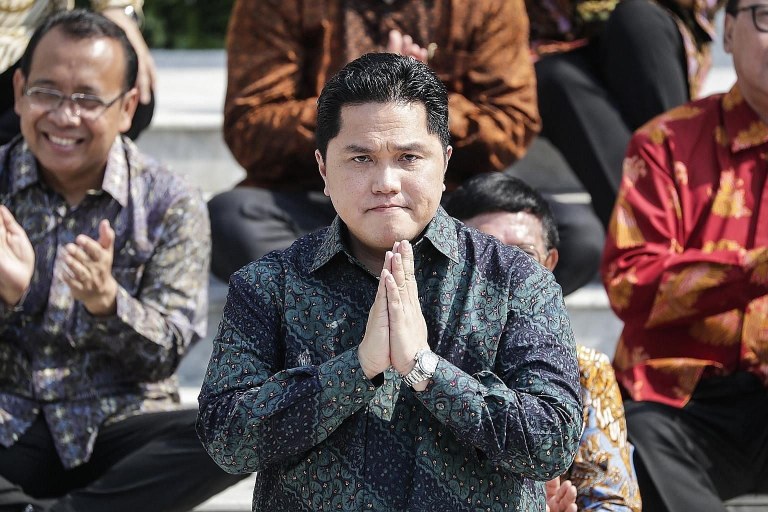 Indonesia's Minister of State-owned Enterprises Erick Thohir has commissioned McKinsey and Boston Consulting Group to recommend an overhaul of the state-owned sector that would marry up struggling companies with healthier ones, improve skills, and sc