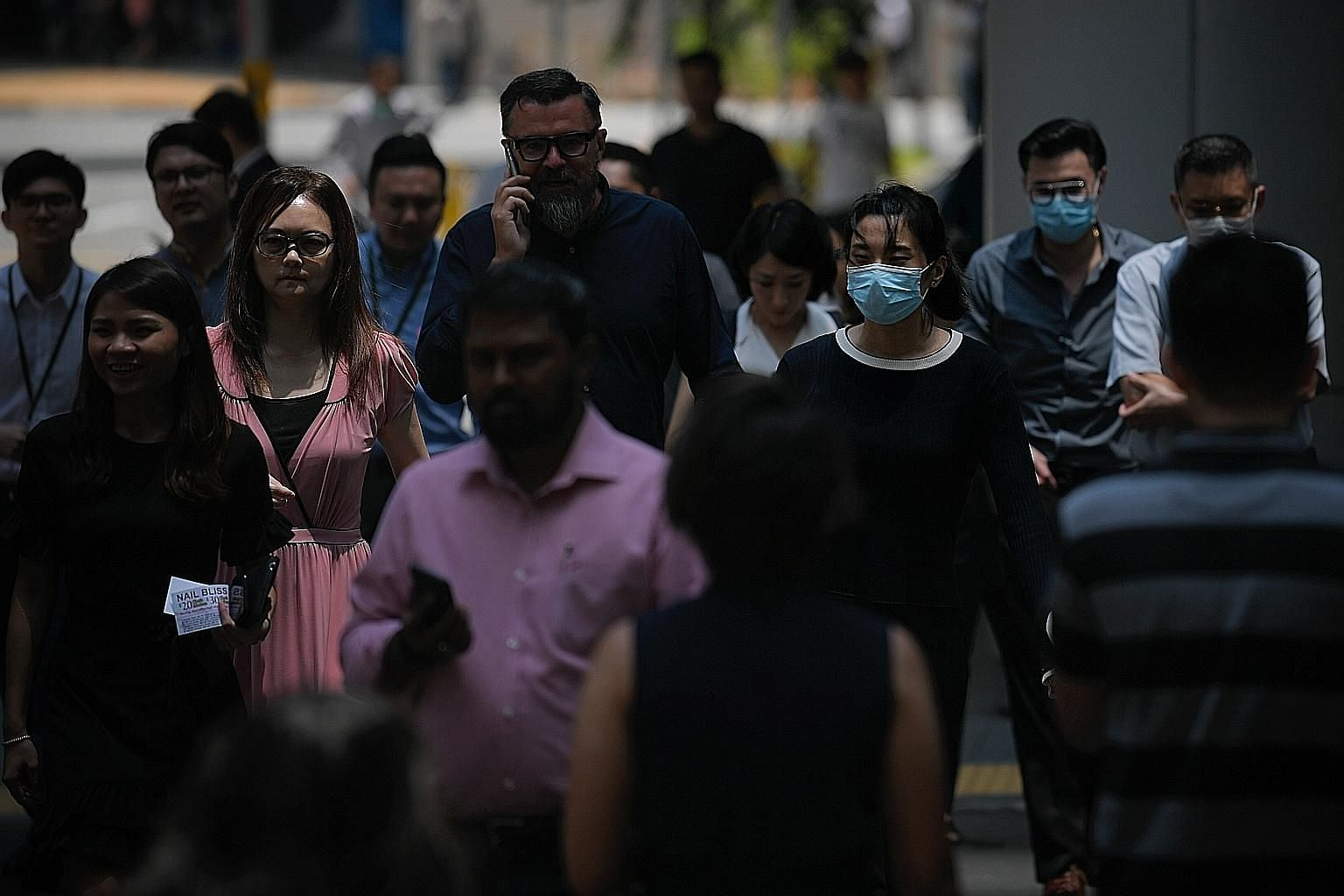 "A DBS Bank economist noted on Thursday that a recession in Singapore ""appears inevitable"" amid the coronavirus outbreak, with total retrenchments for this year expected to reach 24,500 - slightly above the 23,430 in 2009 during the global financial c"