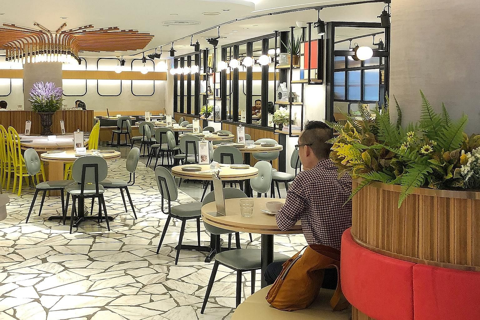 Business in the F&B sector has reportedly gone down 50 to 80 per cent, in an industry which contributes to 0.8 per cent of Singapore's gross domestic product.