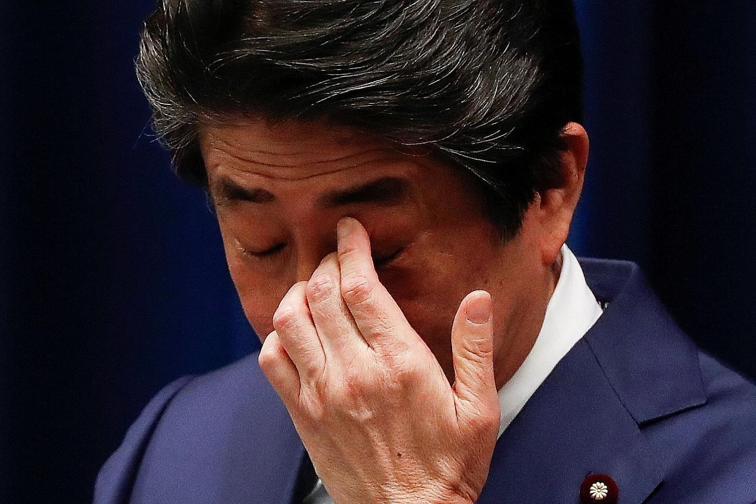 Japanese Prime Minister Shinzo Abe is dealing once again with a scandal from three years ago, after the publication last week of a 2018 suicide note by a Finance Ministry official, and the filing of a lawsuit by the official's widow.