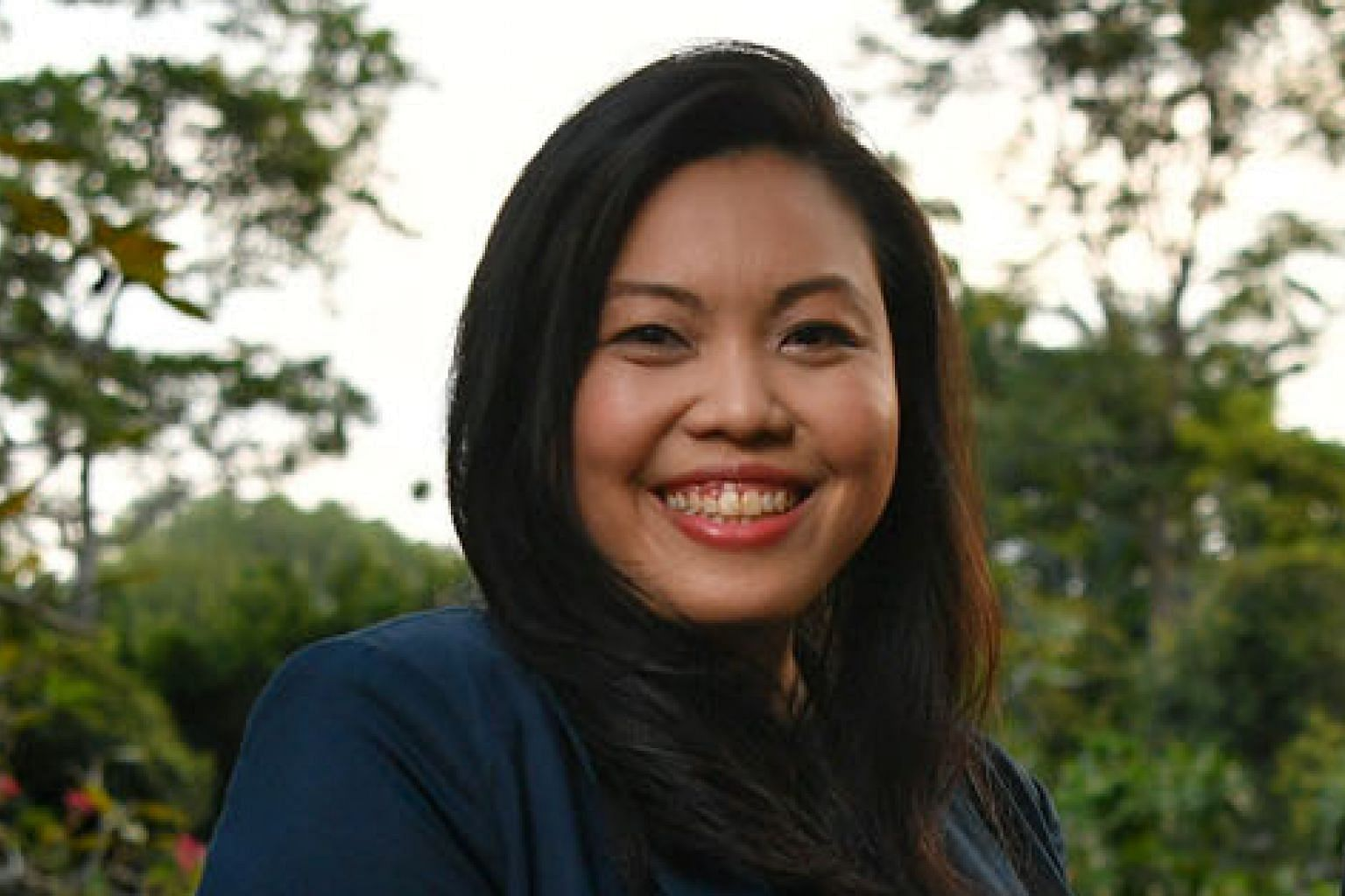 """Attribute Data managing director Joanna Teo says that while not all of the firm's mid-career hires have experience in analytics, they bring """"other skill sets to the table"""". ST PHOTO: CHONG JUN LIANG"""